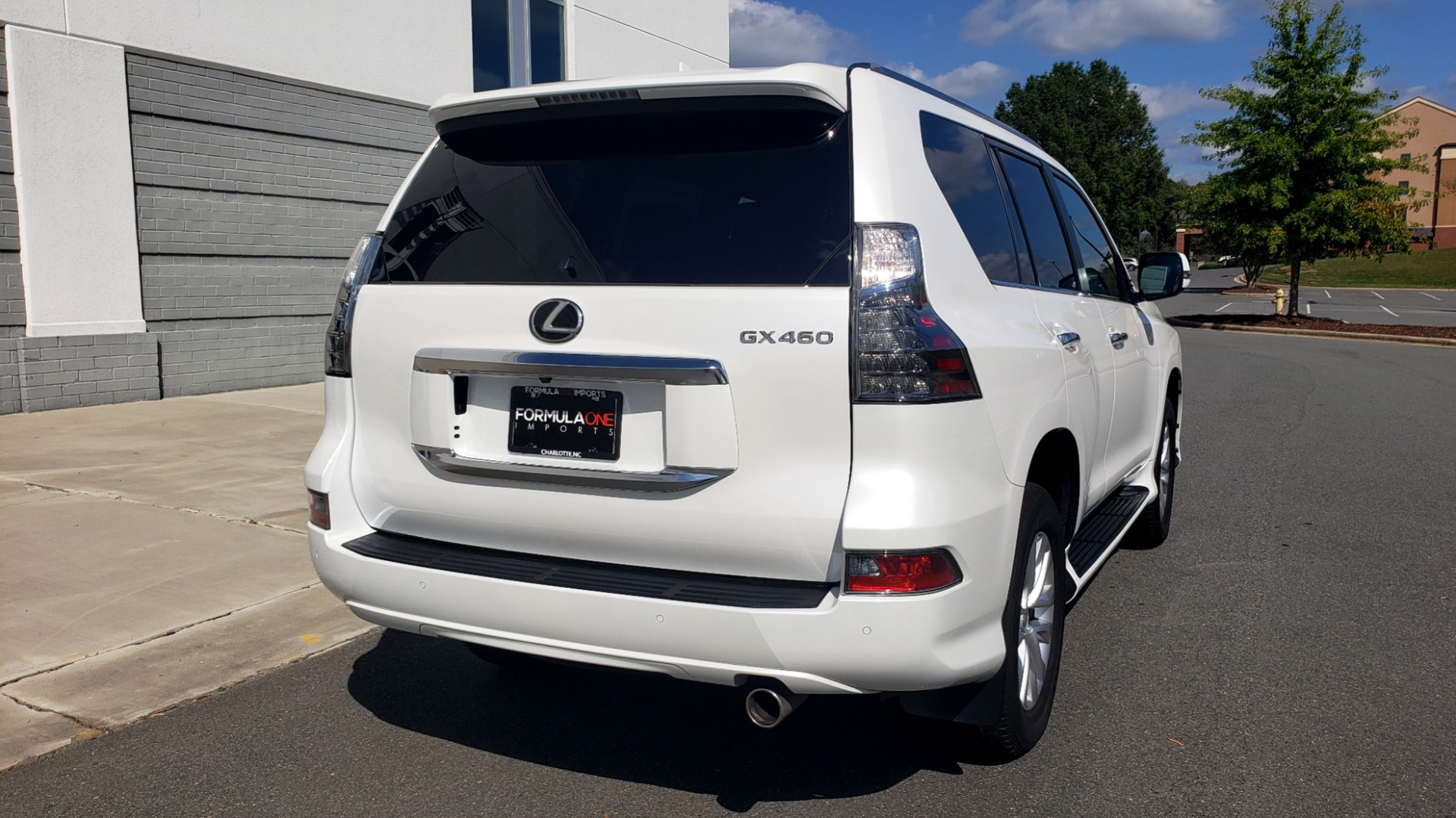 Used 2021 Lexus GX 460 PREMIUM / AWD / NAV / SUNROOF / 3-ROW / REARVIEW for sale Sold at Formula Imports in Charlotte NC 28227 6