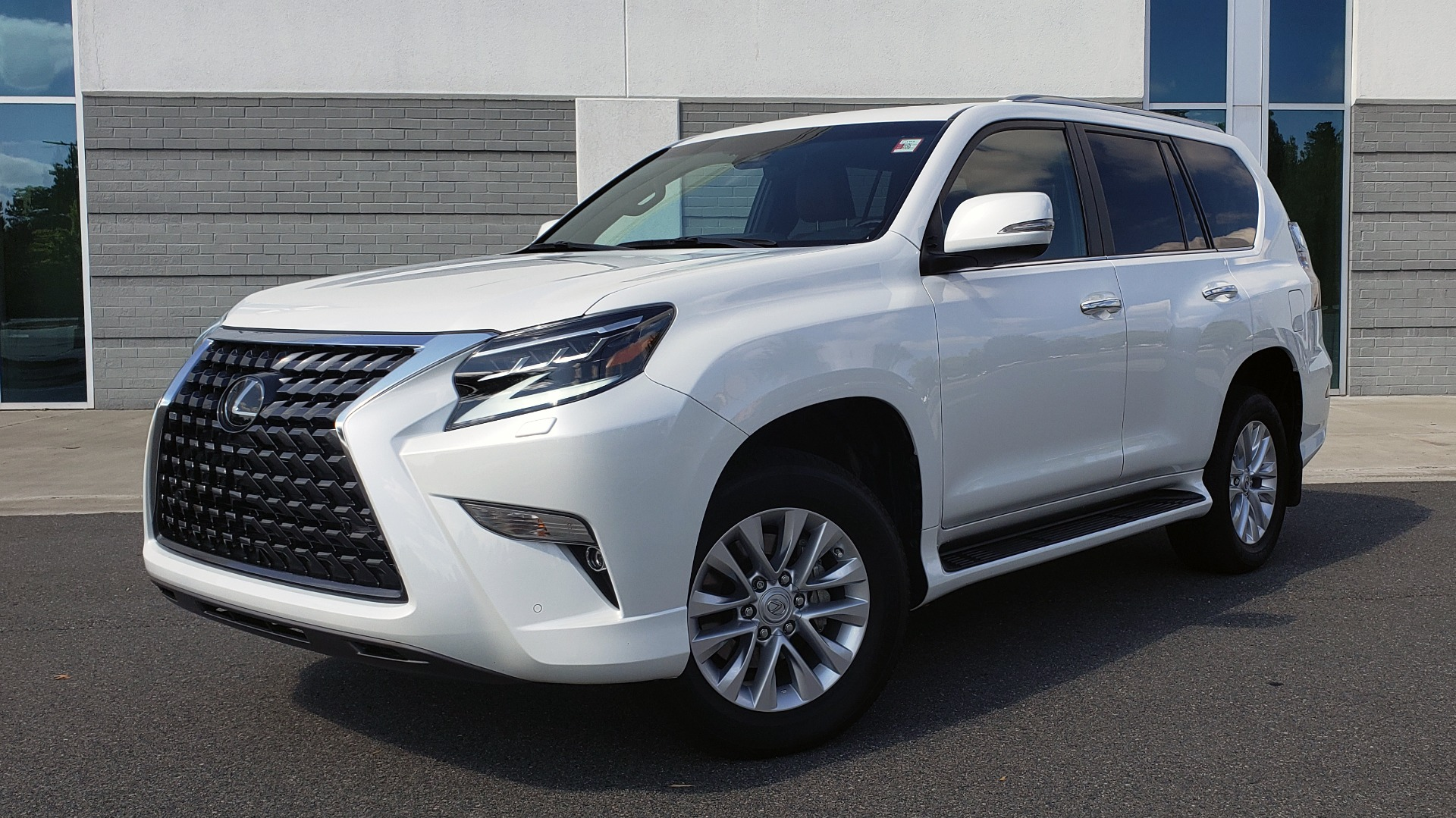 Used 2021 Lexus GX 460 PREMIUM / AWD / NAV / SUNROOF / 3-ROW / REARVIEW for sale Sold at Formula Imports in Charlotte NC 28227 1