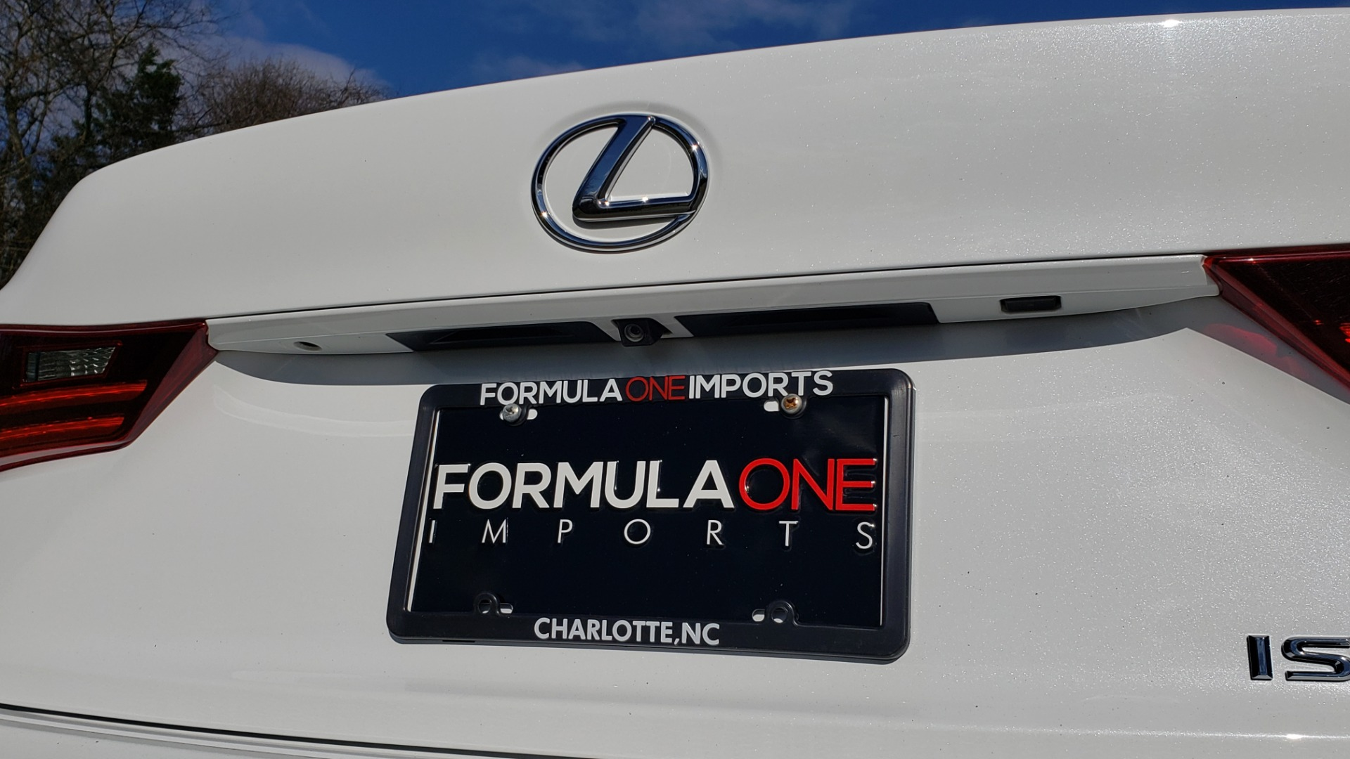 Used 2014 Lexus IS 250 F-SPORT / NAV / SUNROOF / REARVIEW / BSM for sale Sold at Formula Imports in Charlotte NC 28227 19
