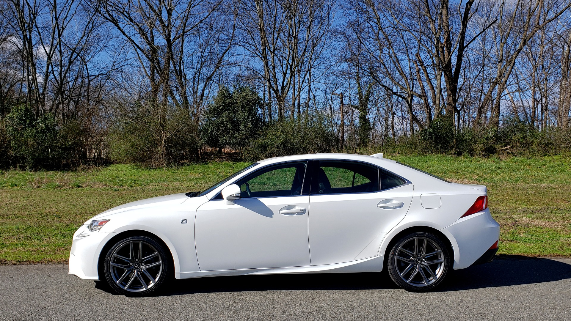 Used 2014 Lexus IS 250 F-SPORT / NAV / SUNROOF / REARVIEW / BSM for sale Sold at Formula Imports in Charlotte NC 28227 2