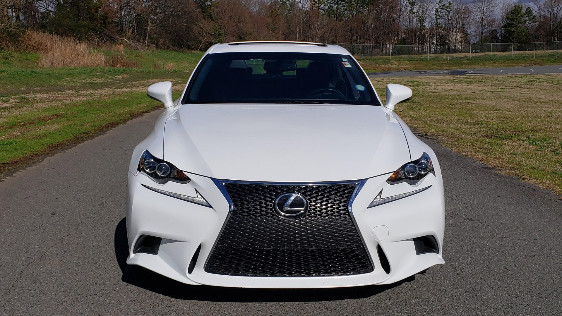 Used 2014 Lexus IS 250 F-SPORT / NAV / SUNROOF / REARVIEW / BSM for sale Sold at Formula Imports in Charlotte NC 28227 20