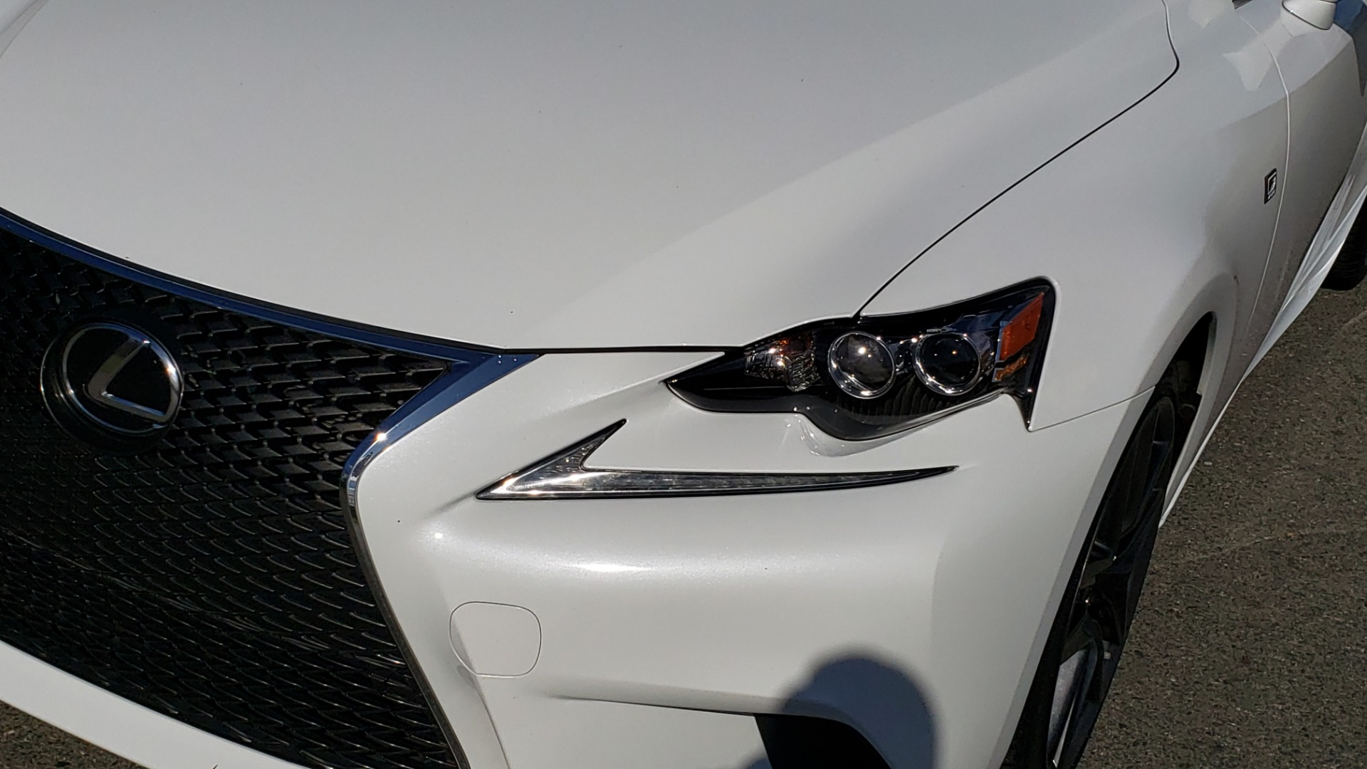 Used 2014 Lexus IS 250 F-SPORT / NAV / SUNROOF / REARVIEW / BSM for sale Sold at Formula Imports in Charlotte NC 28227 22