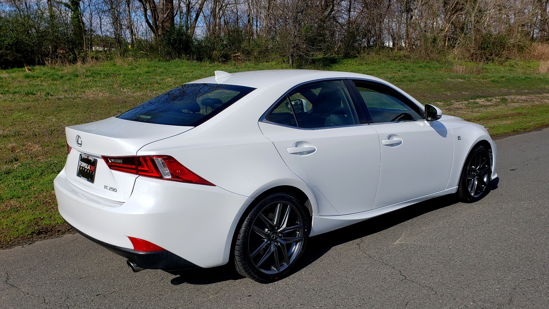 Used 2014 Lexus IS 250 F-SPORT / NAV / SUNROOF / REARVIEW / BSM for sale Sold at Formula Imports in Charlotte NC 28227 6
