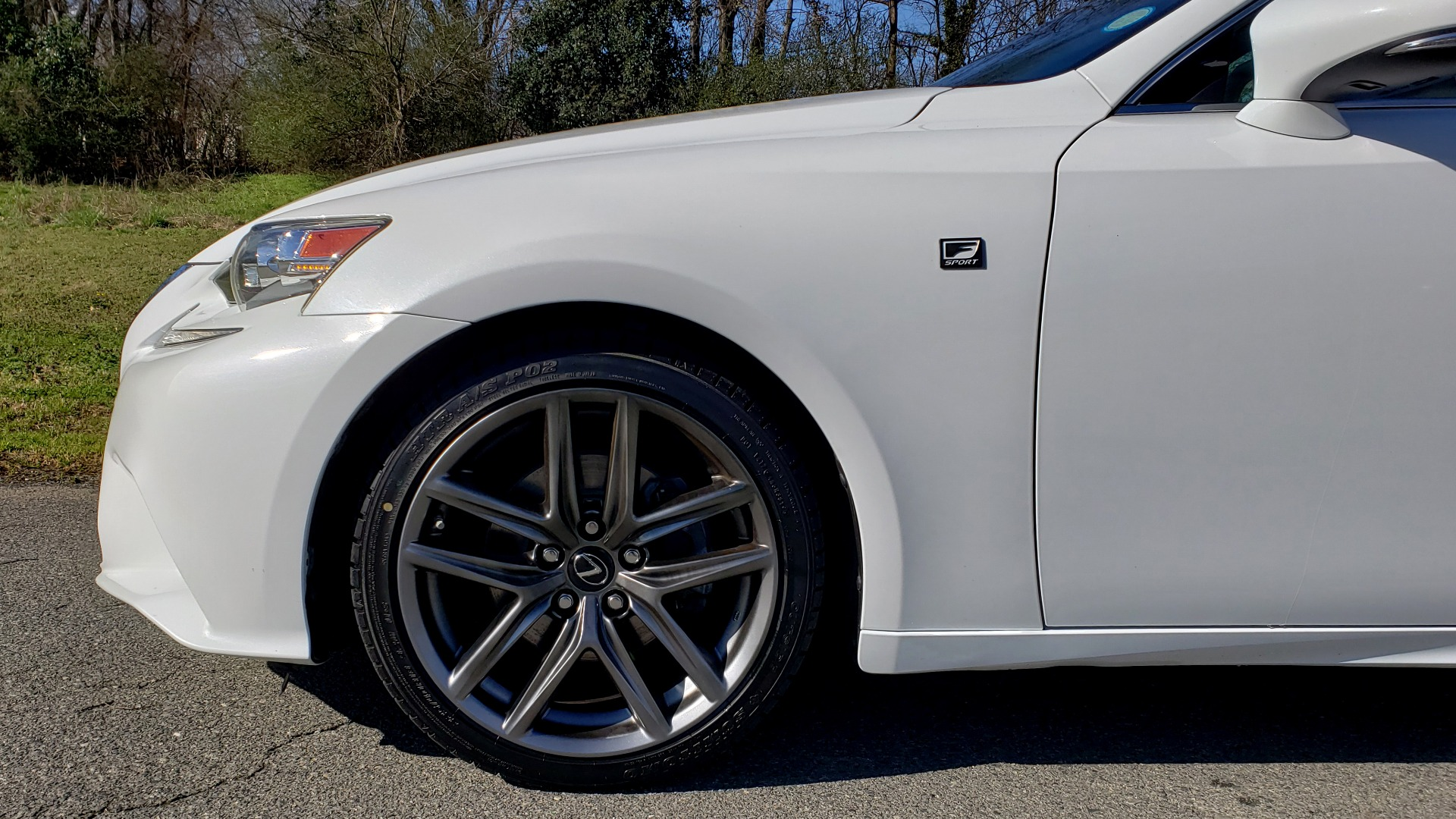 Used 2014 Lexus IS 250 F-SPORT / NAV / SUNROOF / REARVIEW / BSM for sale Sold at Formula Imports in Charlotte NC 28227 68