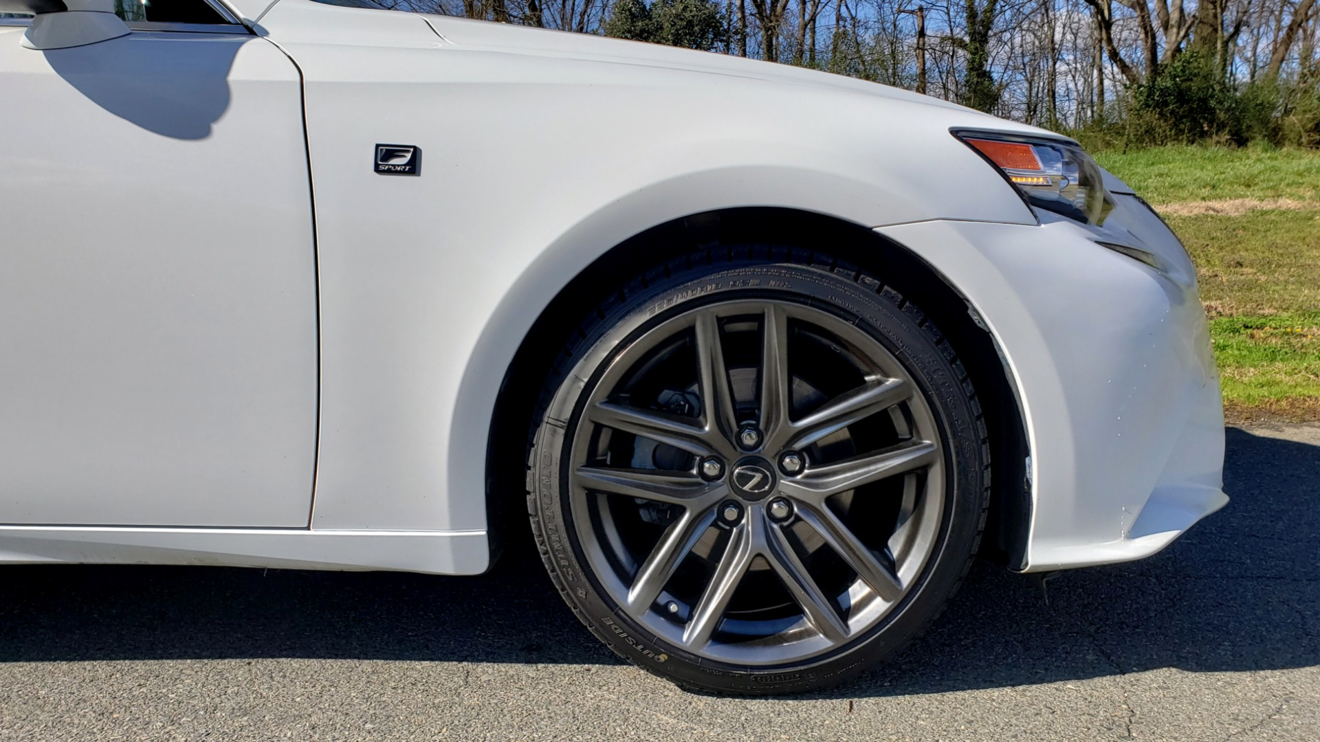 Used 2014 Lexus IS 250 F-SPORT / NAV / SUNROOF / REARVIEW / BSM for sale Sold at Formula Imports in Charlotte NC 28227 71