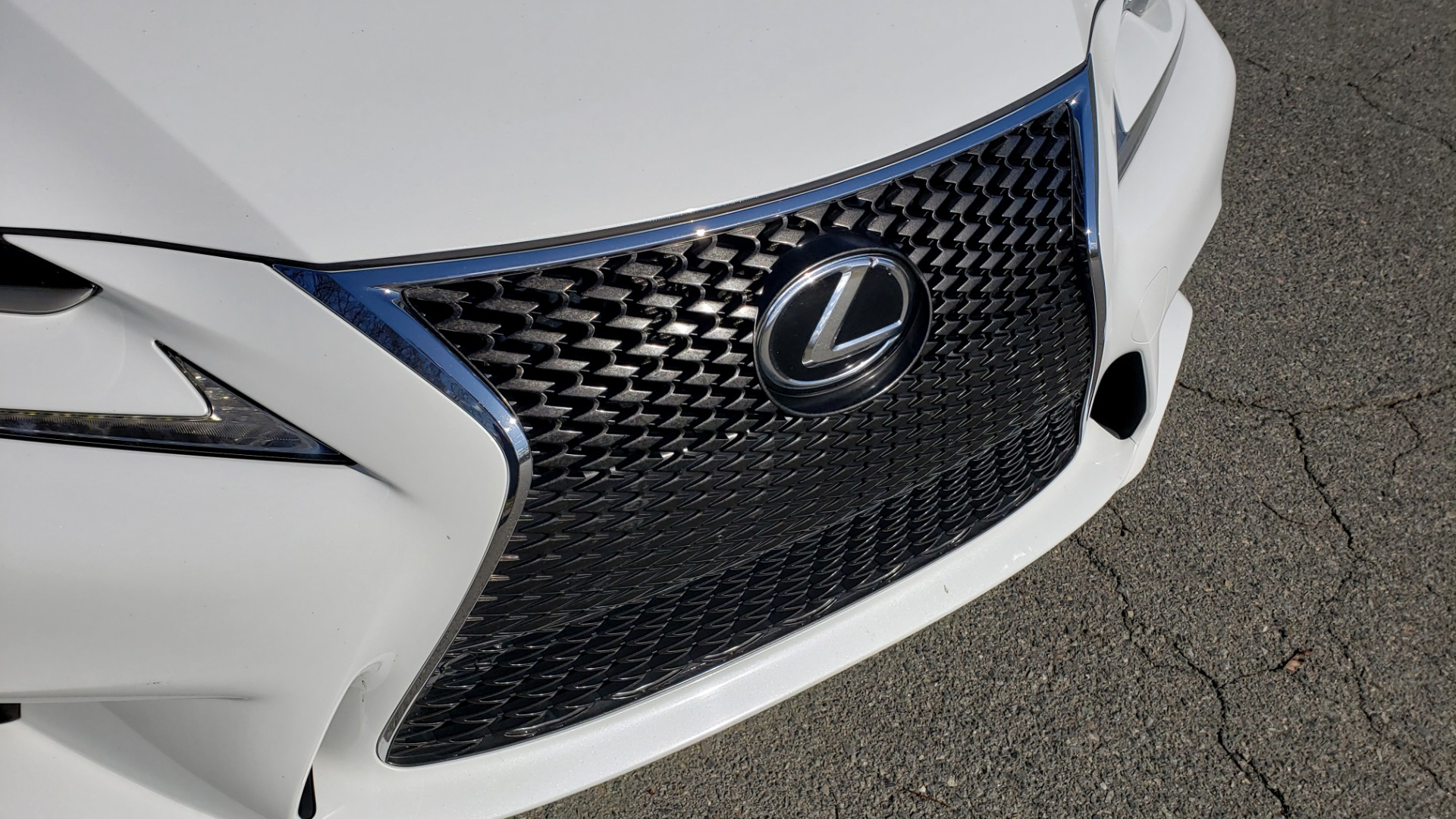 Used 2014 Lexus IS 250 F-SPORT / NAV / SUNROOF / REARVIEW / BSM for sale Sold at Formula Imports in Charlotte NC 28227 9