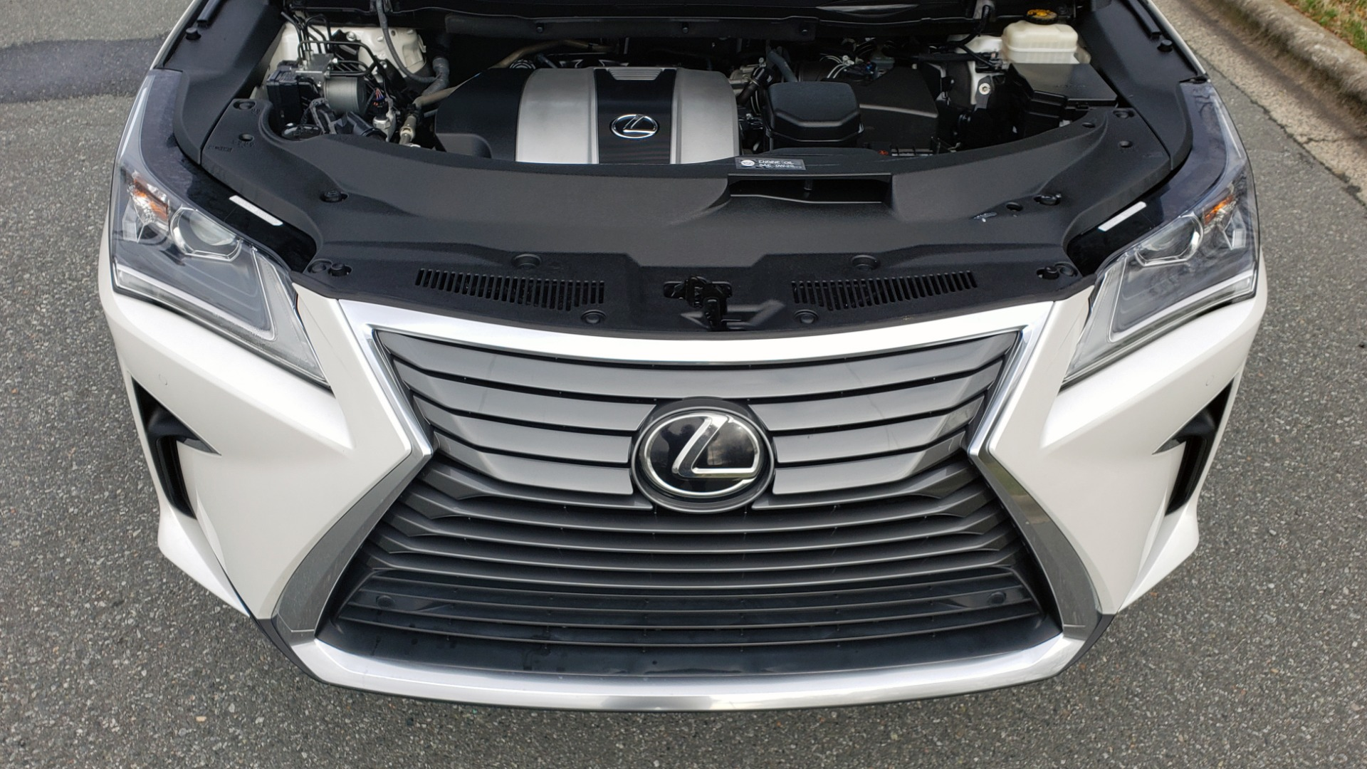 Used 2017 Lexus RX 350 PREMIUM / BSM / SNRF / VENT SEATS / REARVIEW for sale Sold at Formula Imports in Charlotte NC 28227 10