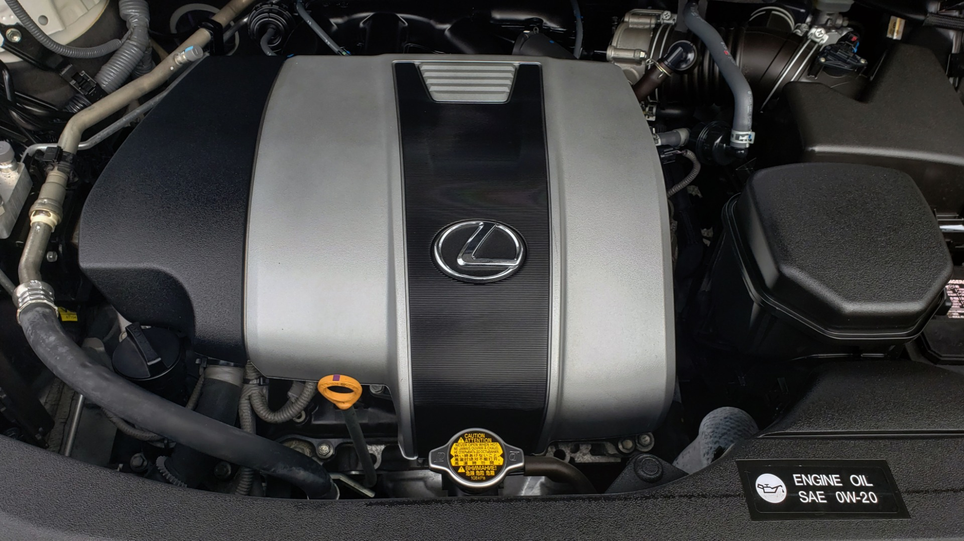 Used 2017 Lexus RX 350 PREMIUM / BSM / SNRF / VENT SEATS / REARVIEW for sale Sold at Formula Imports in Charlotte NC 28227 11