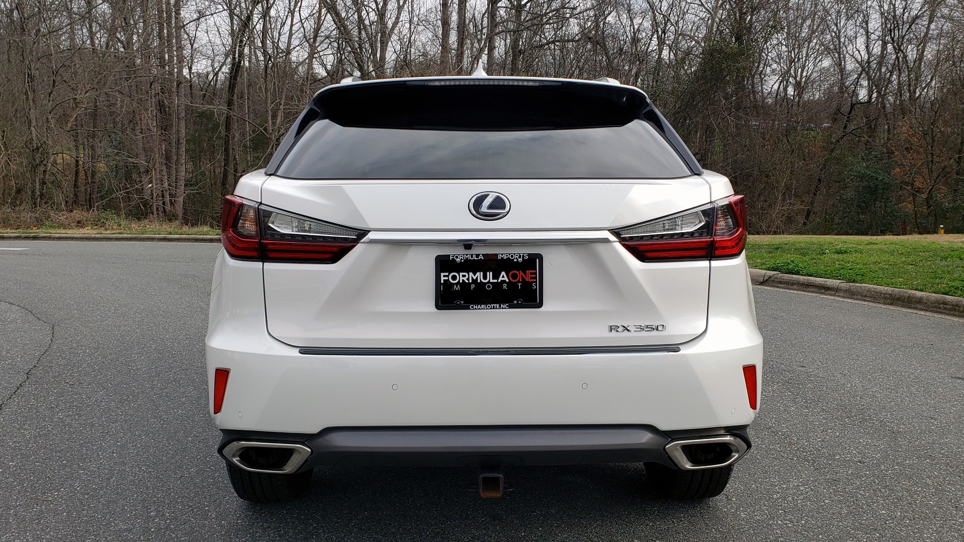 Used 2017 Lexus RX 350 PREMIUM / BSM / SNRF / VENT SEATS / REARVIEW for sale Sold at Formula Imports in Charlotte NC 28227 27