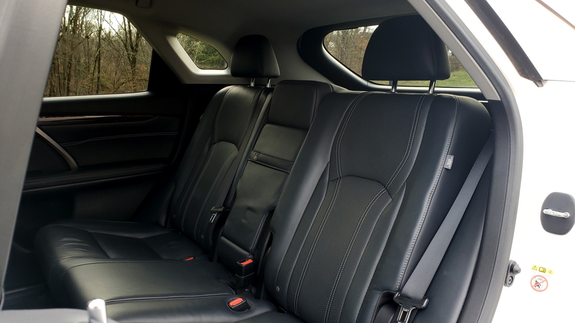 Used 2017 Lexus RX 350 PREMIUM / BSM / SNRF / VENT SEATS / REARVIEW for sale Sold at Formula Imports in Charlotte NC 28227 66