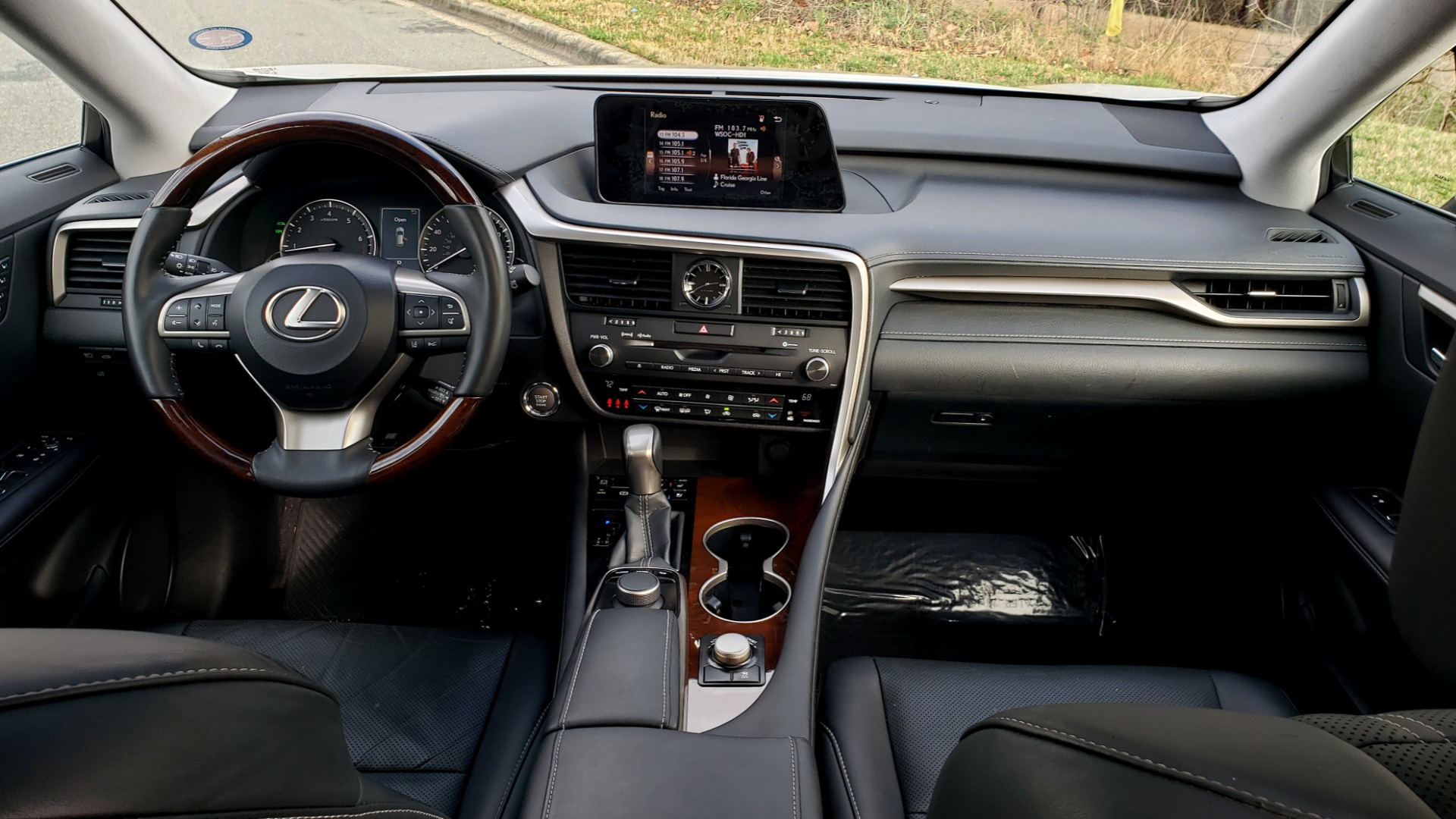 Used 2017 Lexus RX 350 PREMIUM / BSM / SNRF / VENT SEATS / REARVIEW for sale Sold at Formula Imports in Charlotte NC 28227 80