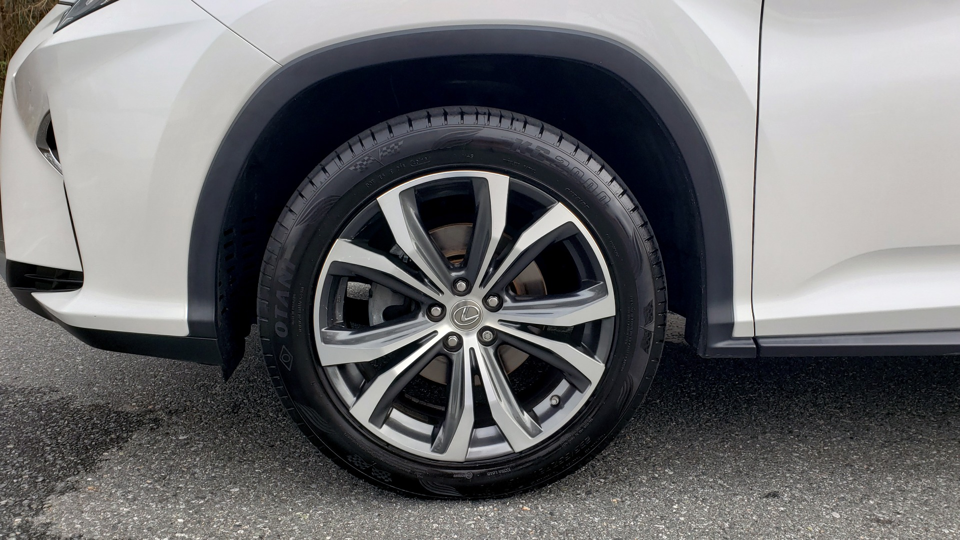 Used 2017 Lexus RX 350 PREMIUM / BSM / SNRF / VENT SEATS / REARVIEW for sale Sold at Formula Imports in Charlotte NC 28227 81