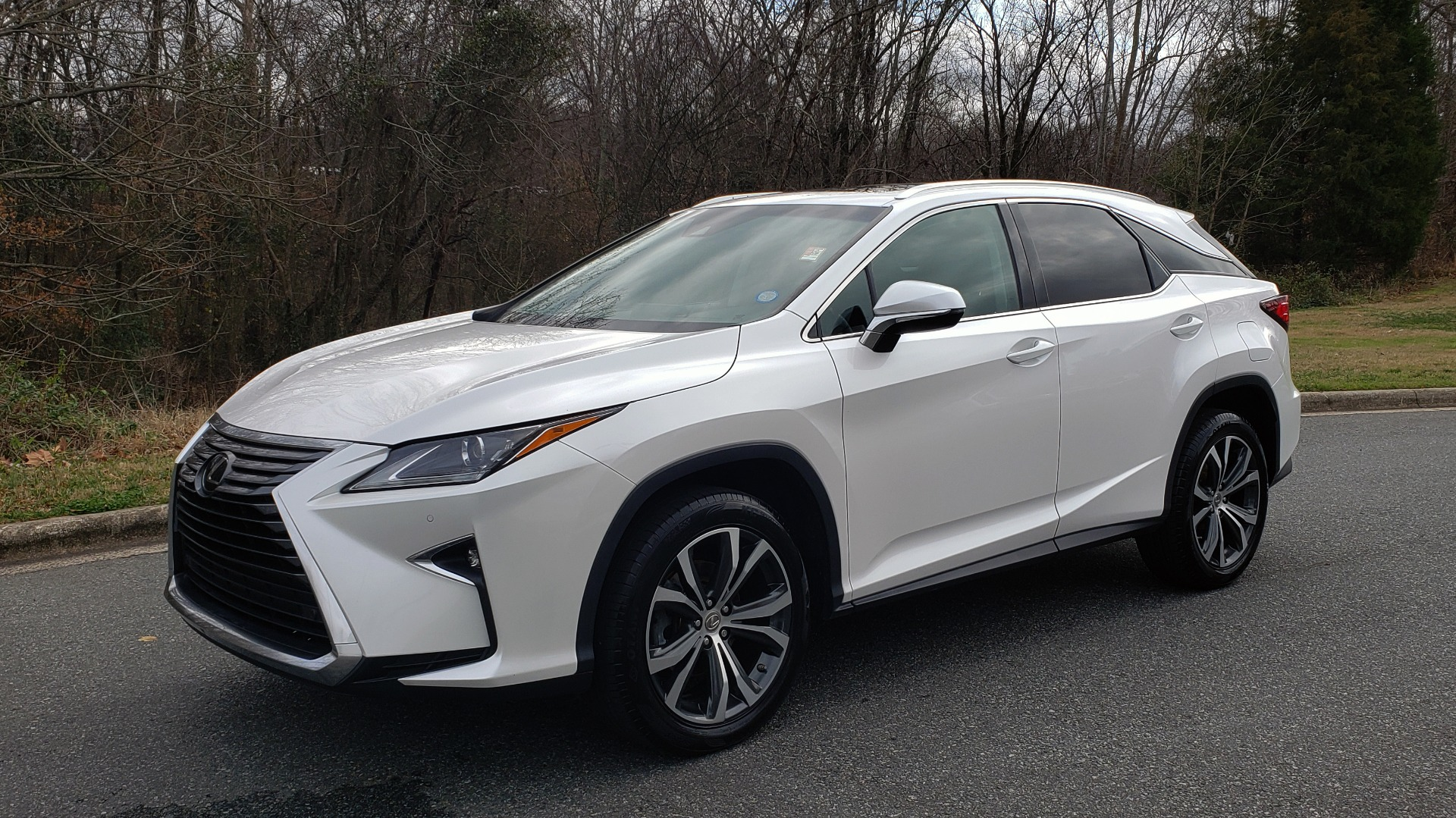 Used 2017 Lexus RX 350 PREMIUM / BSM / SNRF / VENT SEATS / REARVIEW for sale Sold at Formula Imports in Charlotte NC 28227 1