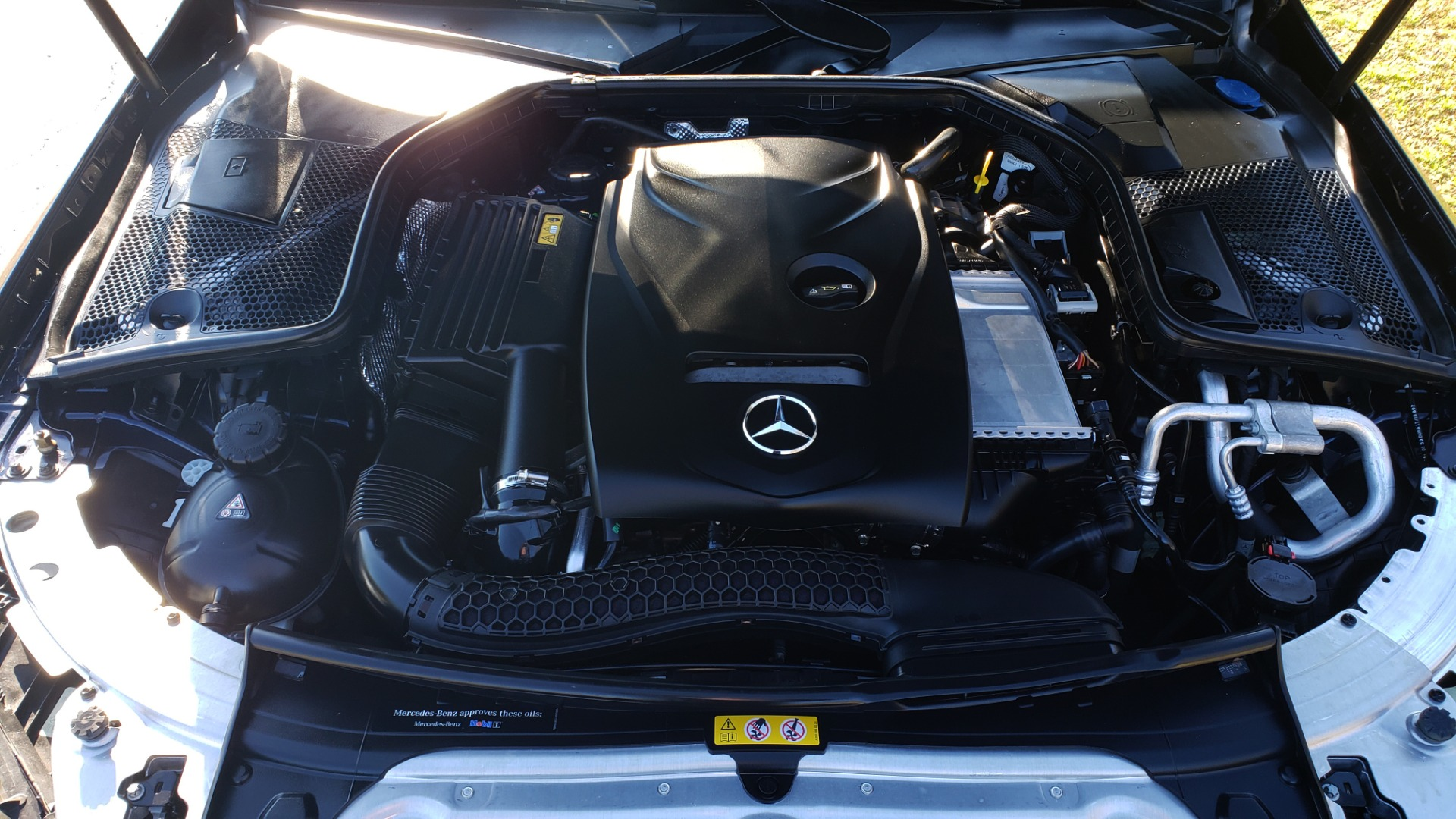 Used 2016 Mercedes-Benz C-Class C 300 PREMIUM / PANO-ROOF / HTD STS / BSA / REARVIEW for sale Sold at Formula Imports in Charlotte NC 28227 12