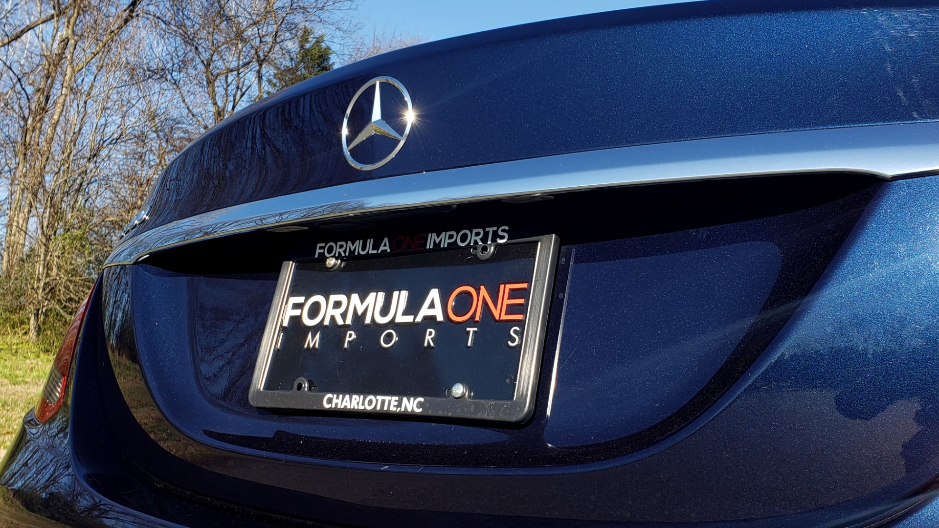Used 2016 Mercedes-Benz C-Class C 300 PREMIUM / PANO-ROOF / HTD STS / BSA / REARVIEW for sale Sold at Formula Imports in Charlotte NC 28227 19