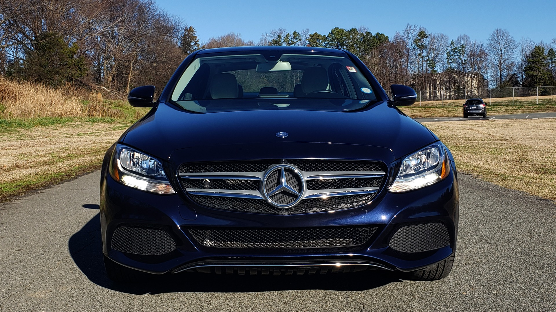 Used 2016 Mercedes-Benz C-Class C 300 PREMIUM / PANO-ROOF / HTD STS / BSA / REARVIEW for sale Sold at Formula Imports in Charlotte NC 28227 20