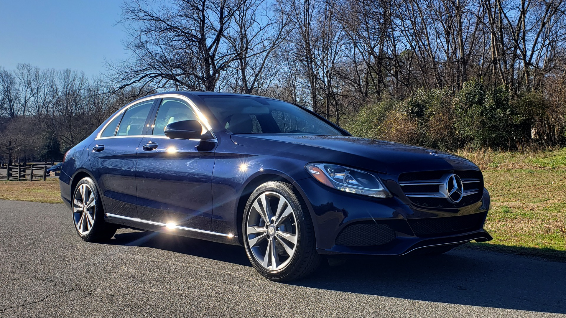 Used 2016 Mercedes-Benz C-Class C 300 PREMIUM / PANO-ROOF / HTD STS / BSA / REARVIEW for sale Sold at Formula Imports in Charlotte NC 28227 4