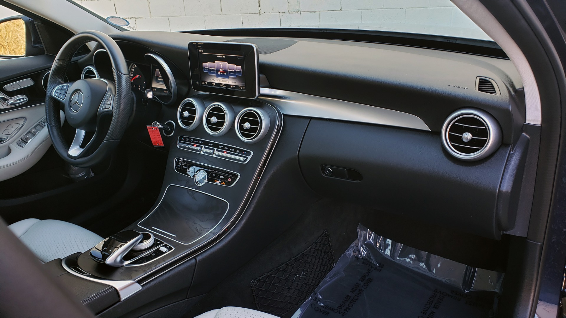 Used 2016 Mercedes-Benz C-Class C 300 PREMIUM / PANO-ROOF / HTD STS / BSA / REARVIEW for sale Sold at Formula Imports in Charlotte NC 28227 59