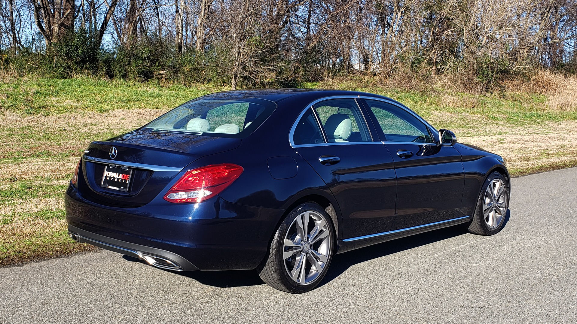 Used 2016 Mercedes-Benz C-Class C 300 PREMIUM / PANO-ROOF / HTD STS / BSA / REARVIEW for sale Sold at Formula Imports in Charlotte NC 28227 6