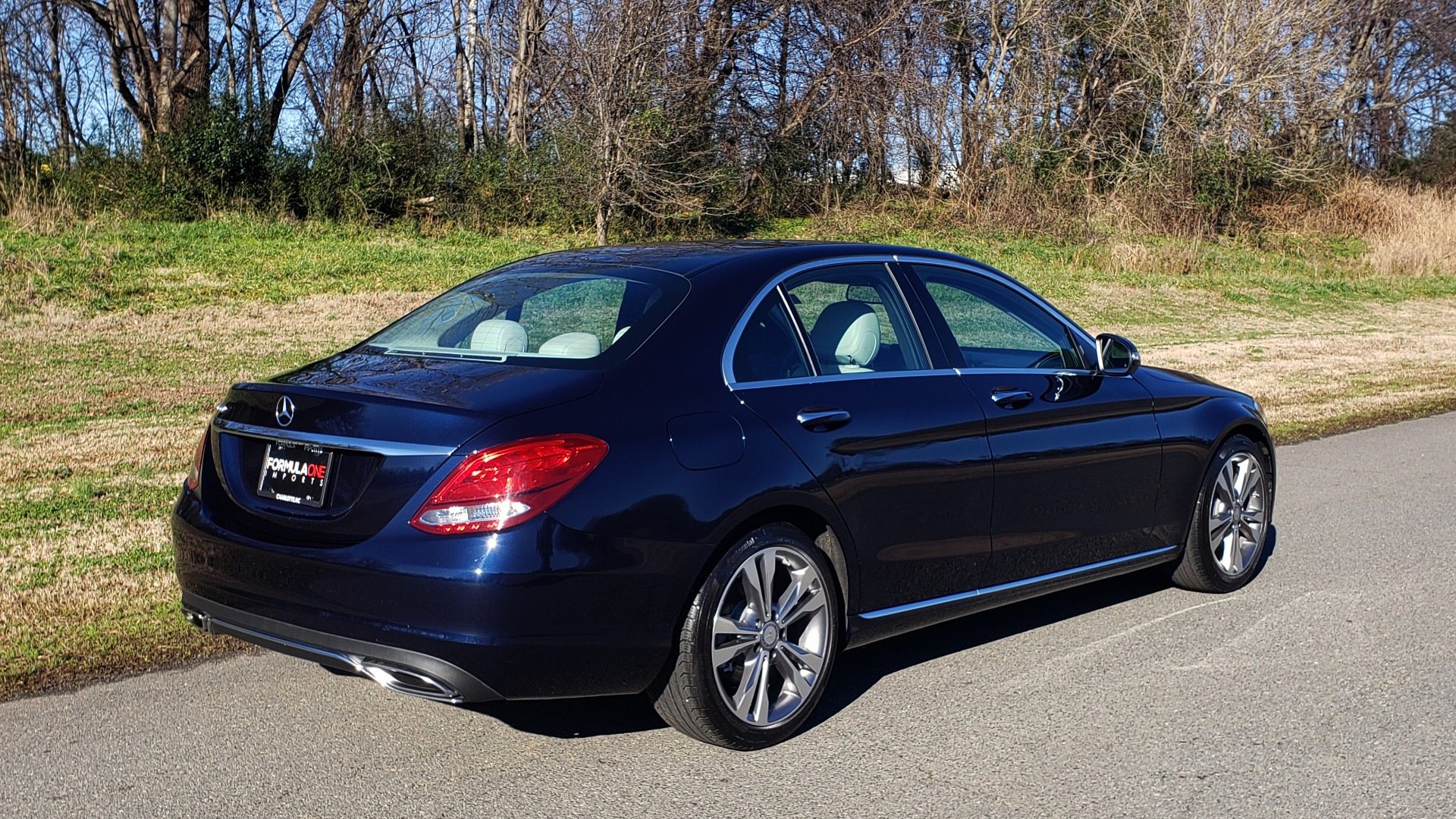 Used 2016 Mercedes-Benz C-Class C 300 PREMIUM / PANO-ROOF / HTD STS / BSA / REARVIEW for sale Sold at Formula Imports in Charlotte NC 28227 7