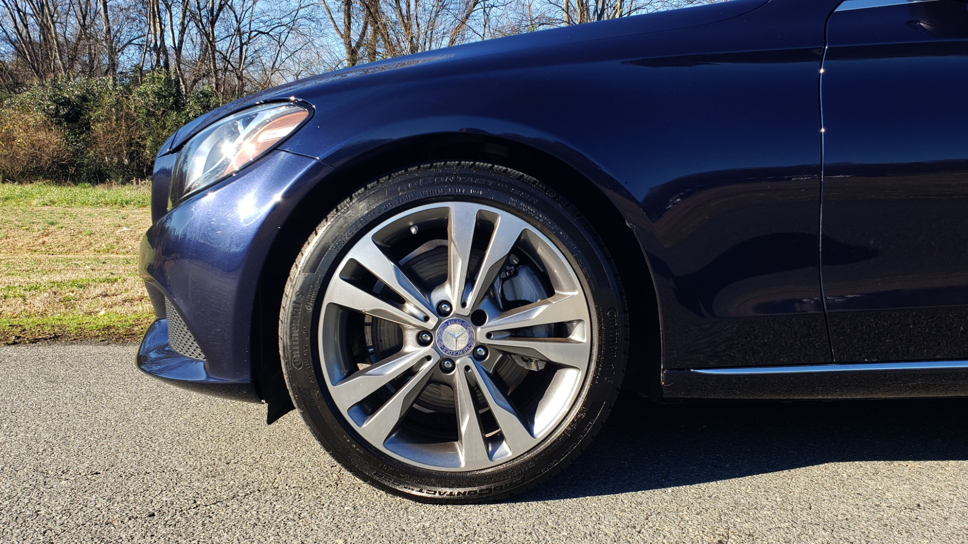 Used 2016 Mercedes-Benz C-Class C 300 PREMIUM / PANO-ROOF / HTD STS / BSA / REARVIEW for sale Sold at Formula Imports in Charlotte NC 28227 73