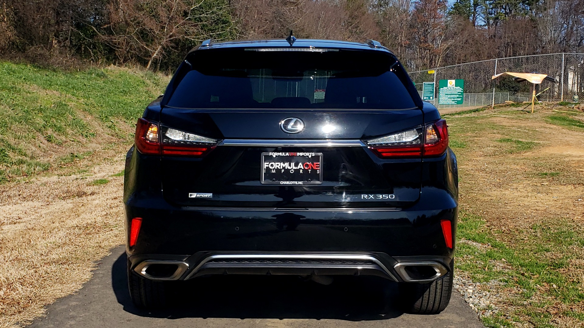 Used 2017 Lexus RX350 AWD F-SPORT / NAV / SUNROOF / BSM / PARK ASST / TOWING / REARVIE for sale Sold at Formula Imports in Charlotte NC 28227 26