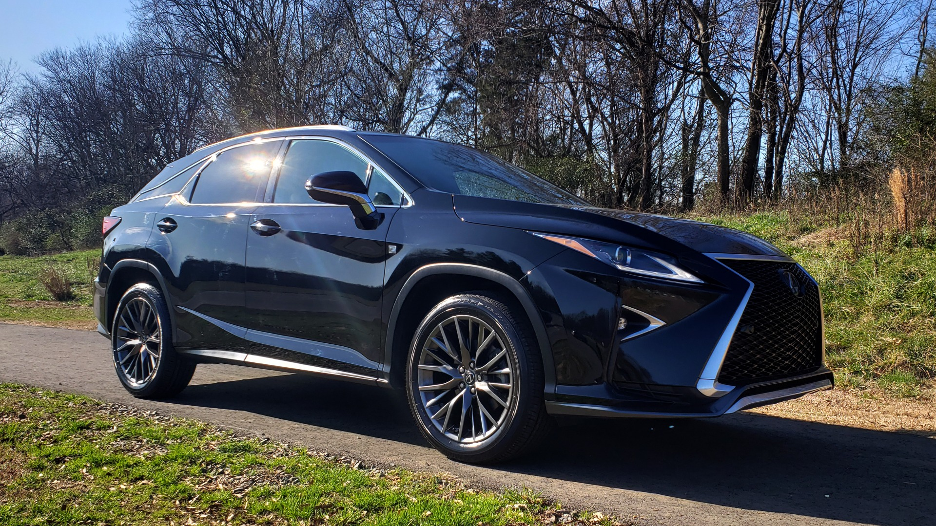 Used 2017 Lexus RX350 AWD F-SPORT / NAV / SUNROOF / BSM / PARK ASST / TOWING / REARVIE for sale Sold at Formula Imports in Charlotte NC 28227 4