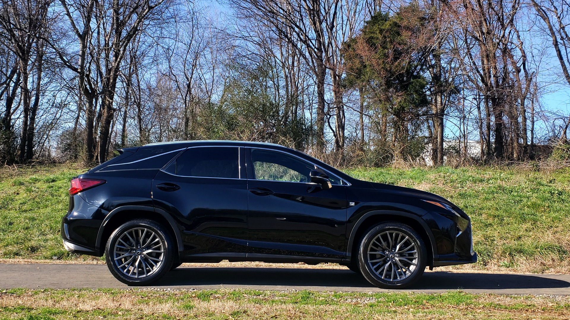 Used 2017 Lexus RX350 AWD F-SPORT / NAV / SUNROOF / BSM / PARK ASST / TOWING / REARVIE for sale Sold at Formula Imports in Charlotte NC 28227 5