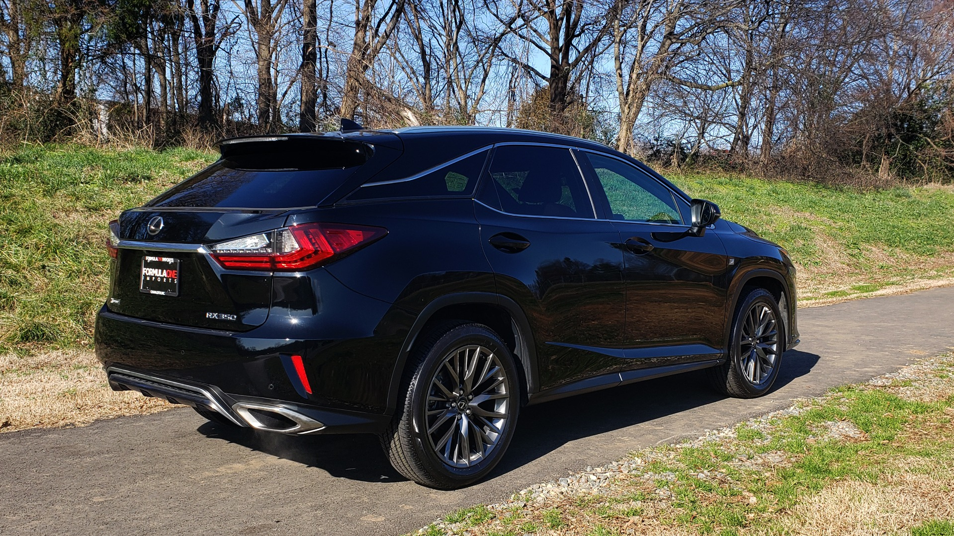 Used 2017 Lexus RX350 AWD F-SPORT / NAV / SUNROOF / BSM / PARK ASST / TOWING / REARVIE for sale Sold at Formula Imports in Charlotte NC 28227 6