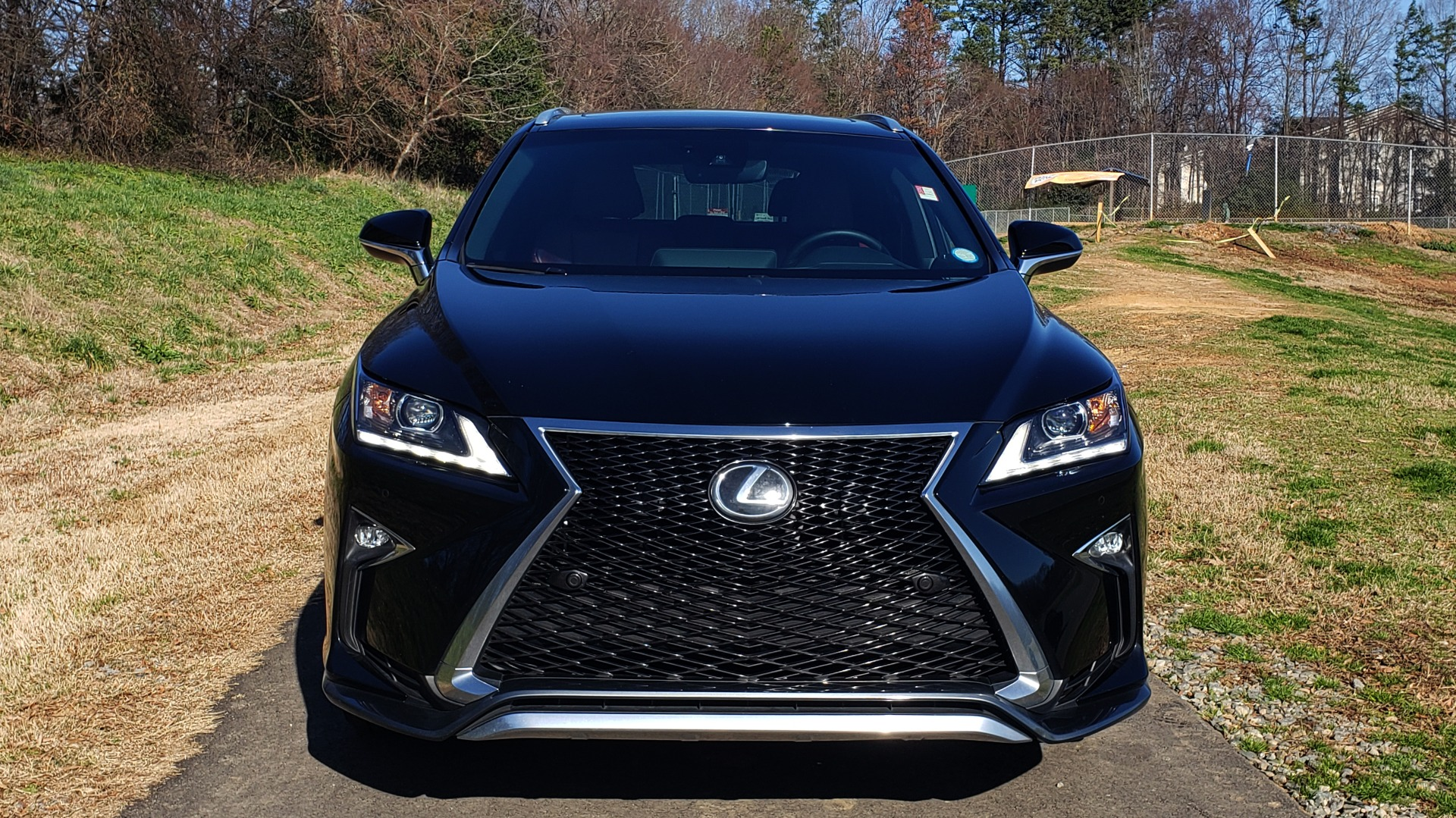 Used 2017 Lexus RX350 AWD F-SPORT / NAV / SUNROOF / BSM / PARK ASST / TOWING / REARVIE for sale Sold at Formula Imports in Charlotte NC 28227 8