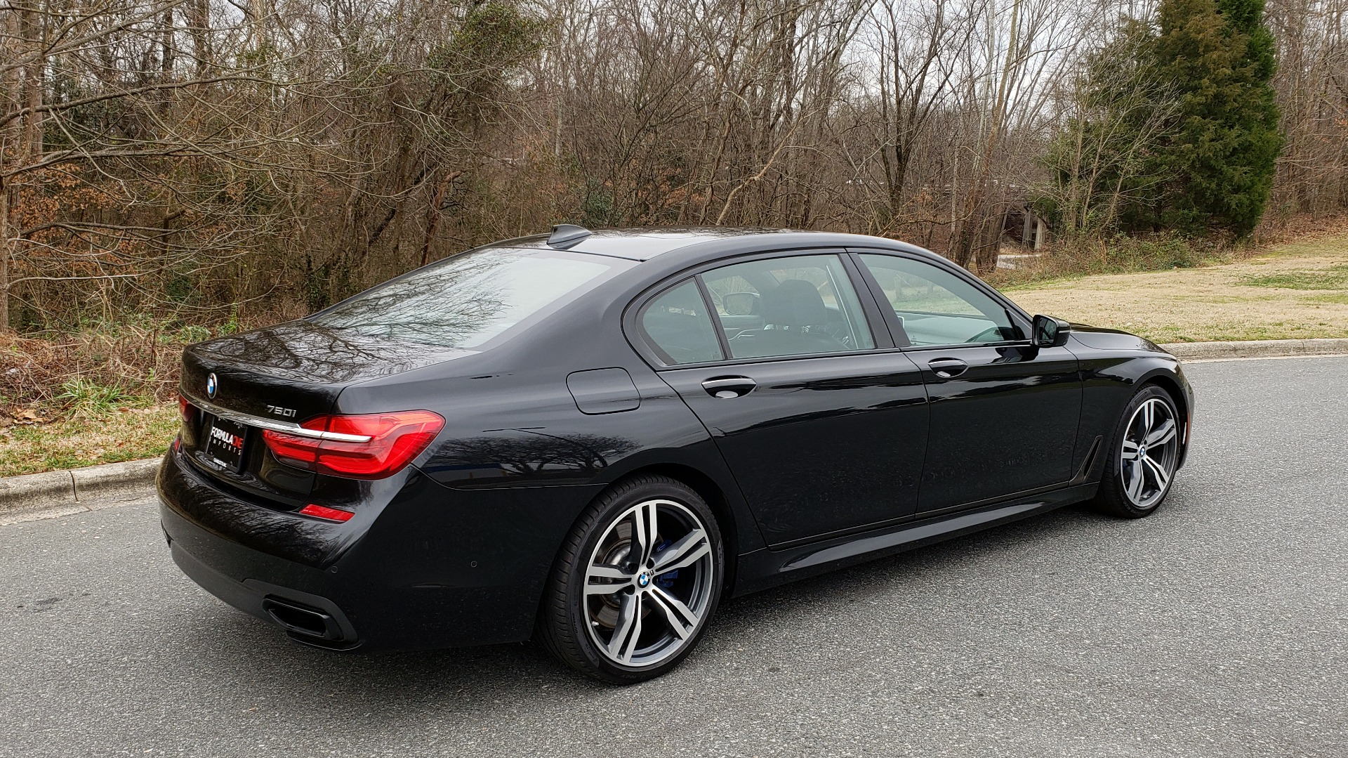 Used 2017 BMW 7 SERIES 750i M-SPORT / AUTOBAHN / EXEC / DRVR ASST PLUS II / CLD WTHR for sale Sold at Formula Imports in Charlotte NC 28227 6