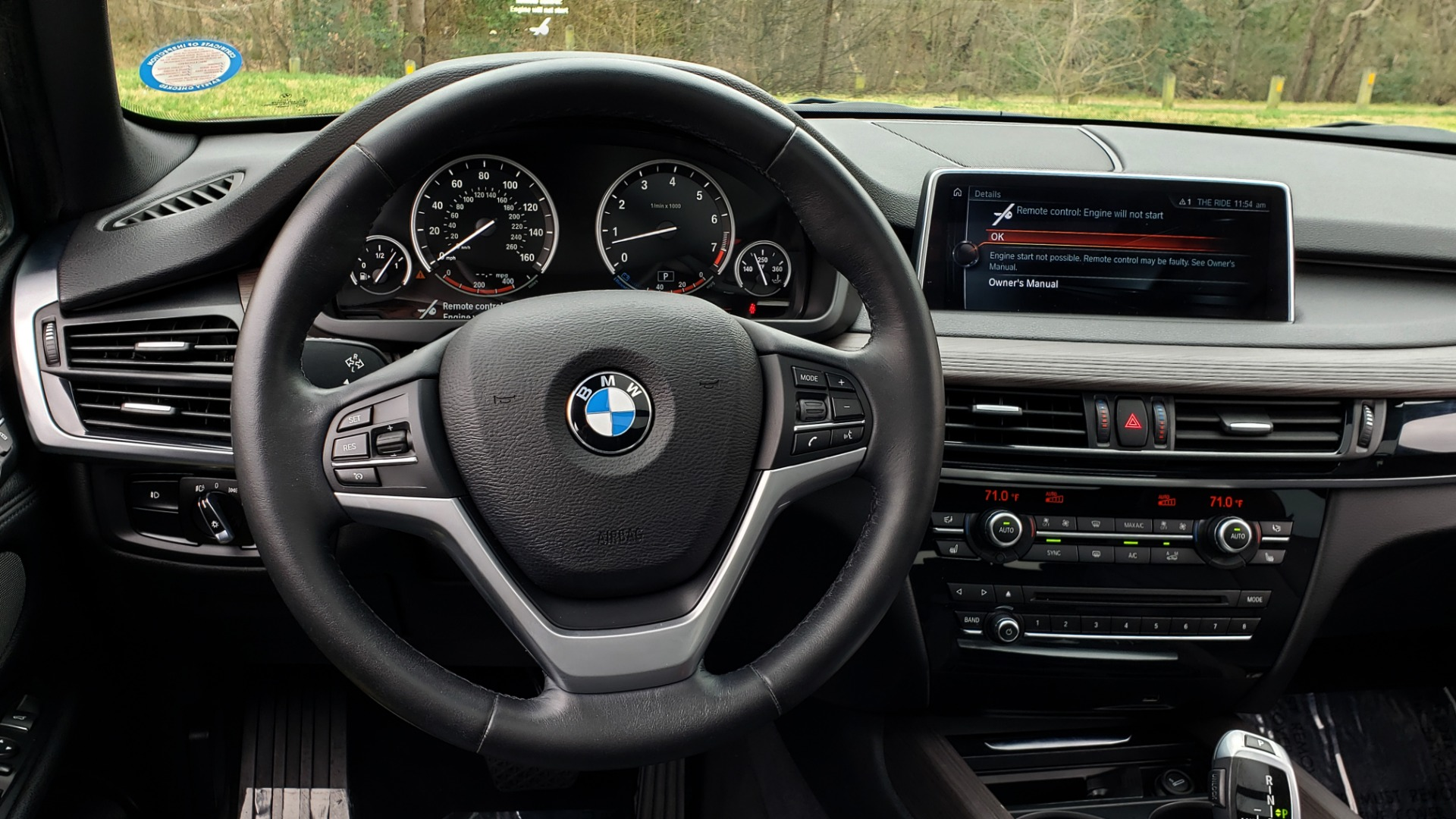 Used 2017 BMW X5 XDRIVE35I / PREM LUX PKG / DRVR ASST / CLD WTHR / APPLE CAR PLAY for sale Sold at Formula Imports in Charlotte NC 28227 39