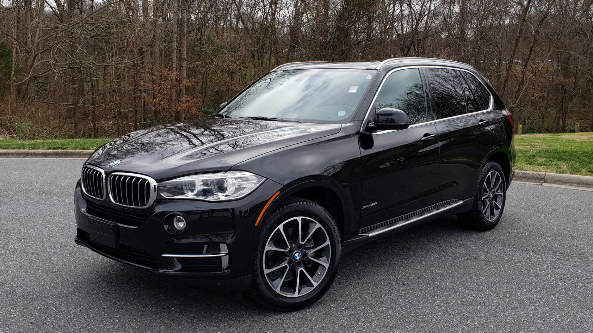 Used 2017 BMW X5 XDRIVE35I / PREM LUX PKG / DRVR ASST / CLD WTHR / APPLE CAR PLAY for sale Sold at Formula Imports in Charlotte NC 28227 1