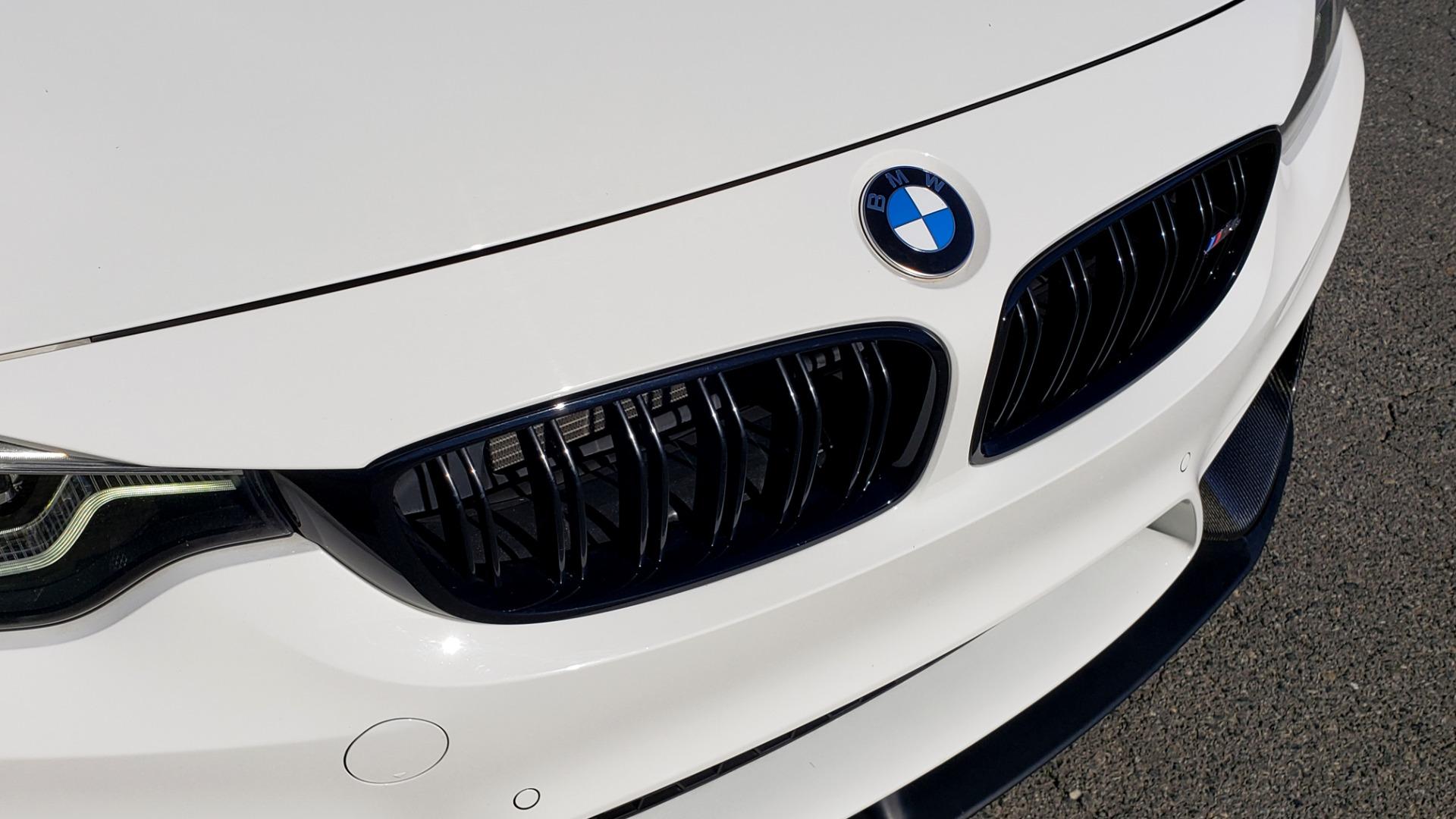 Used 2018 BMW M4 COMP PKG / EXEC / M-DRIVER / PARK CNTRL / ACTIVE BLIND SPOT for sale $45,449 at Formula Imports in Charlotte NC 28227 11