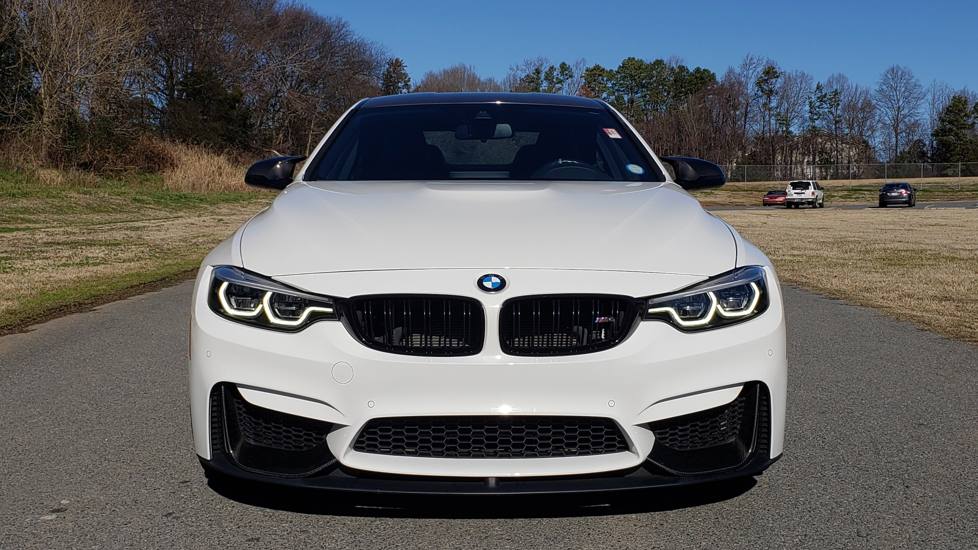 Used 2018 BMW M4 COMP PKG / EXEC / M-DRIVER / PARK CNTRL / ACTIVE BLIND SPOT for sale Sold at Formula Imports in Charlotte NC 28227 12