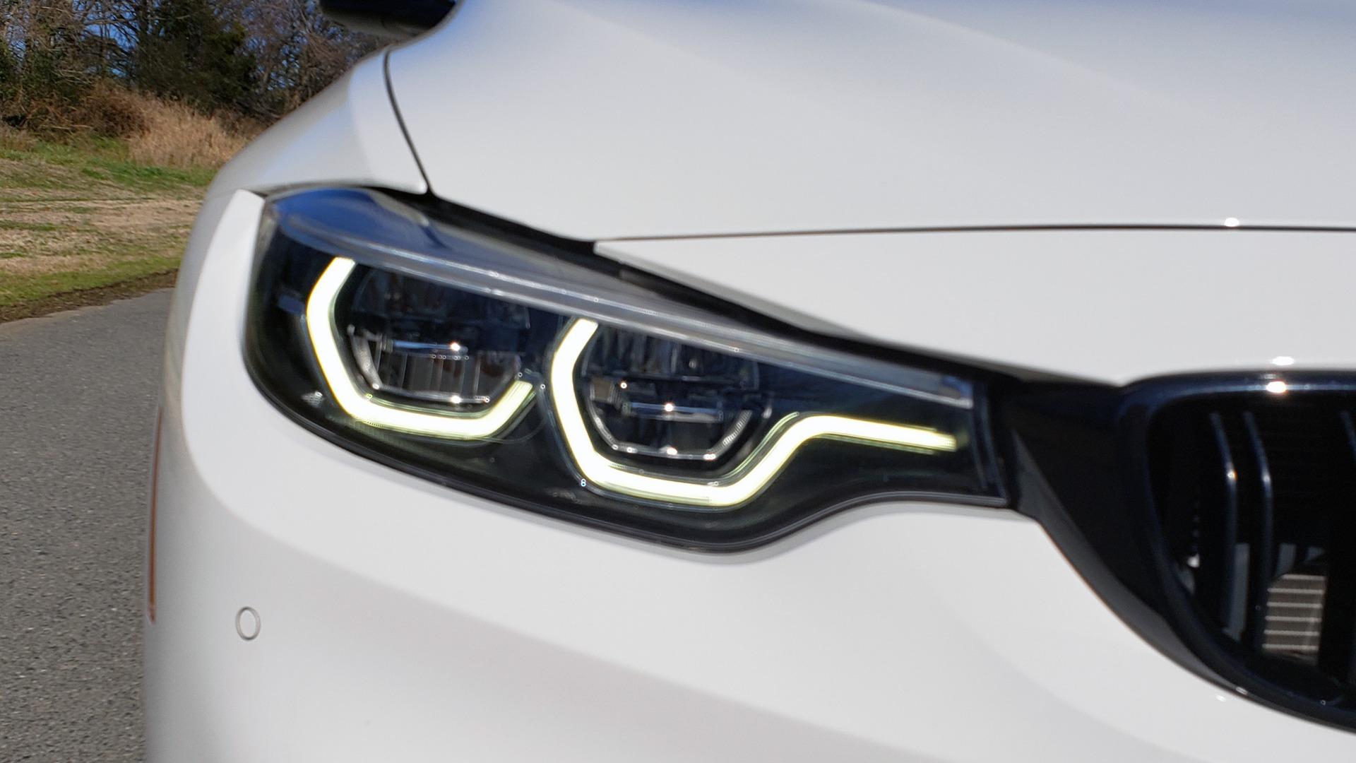 Used 2018 BMW M4 COMP PKG / EXEC / M-DRIVER / PARK CNTRL / ACTIVE BLIND SPOT for sale Sold at Formula Imports in Charlotte NC 28227 13