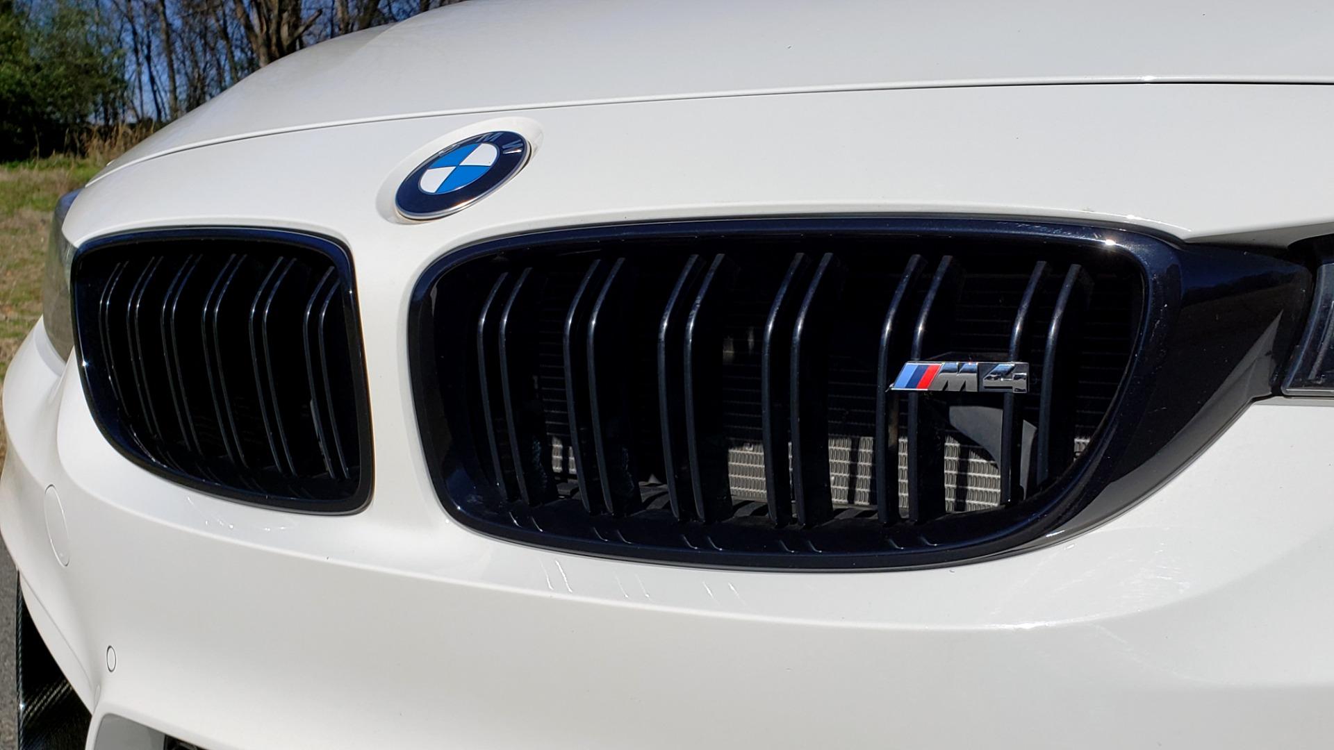 Used 2018 BMW M4 COMP PKG / EXEC / M-DRIVER / PARK CNTRL / ACTIVE BLIND SPOT for sale Sold at Formula Imports in Charlotte NC 28227 15