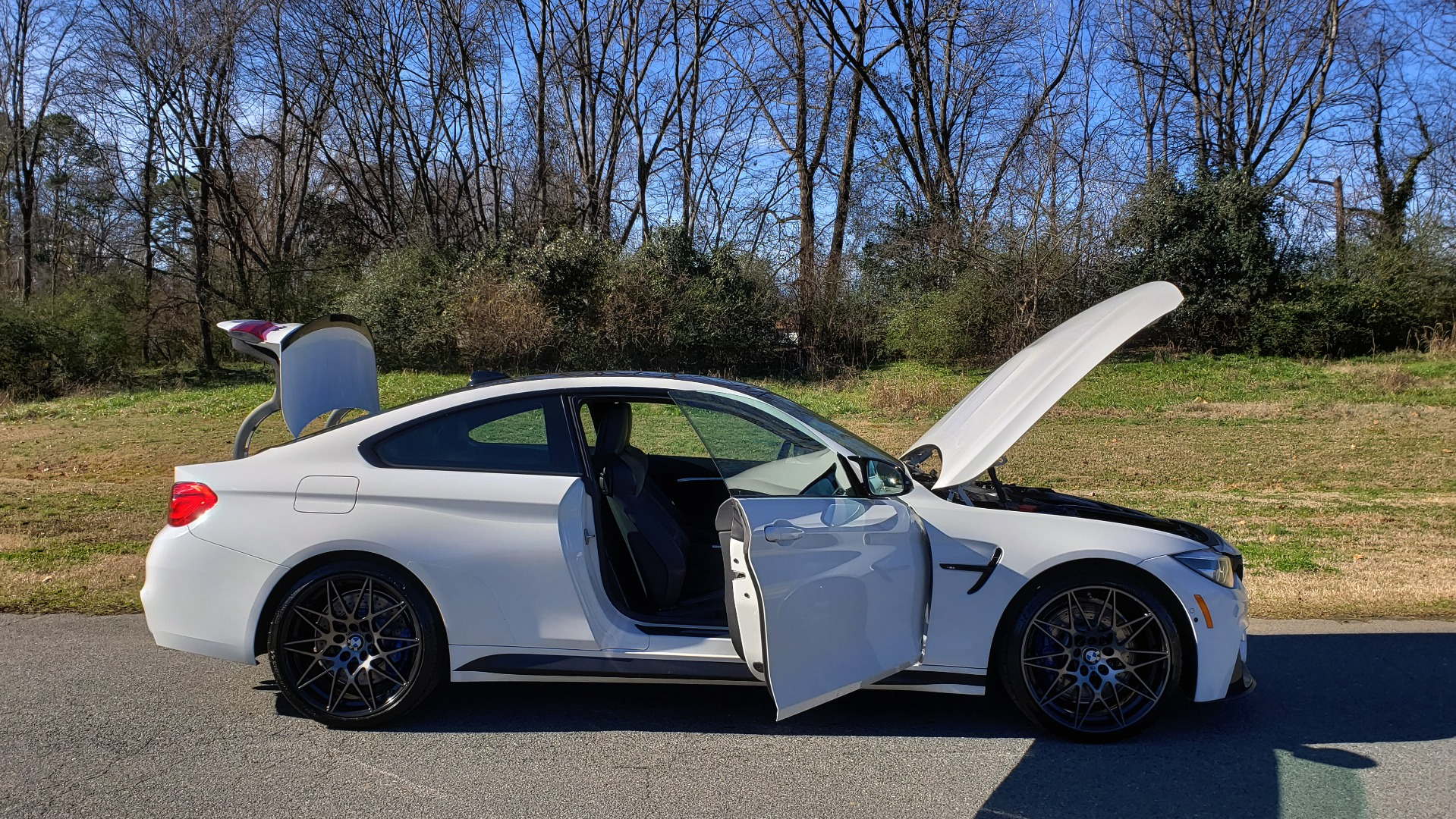 Used 2018 BMW M4 COMP PKG / EXEC / M-DRIVER / PARK CNTRL / ACTIVE BLIND SPOT for sale Sold at Formula Imports in Charlotte NC 28227 18