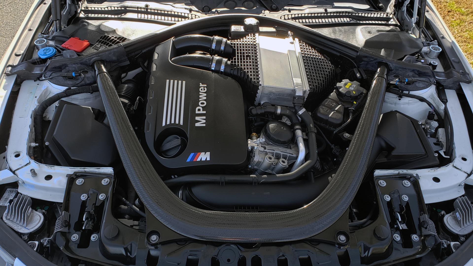 Used 2018 BMW M4 COMP PKG / EXEC / M-DRIVER / PARK CNTRL / ACTIVE BLIND SPOT for sale $45,449 at Formula Imports in Charlotte NC 28227 19