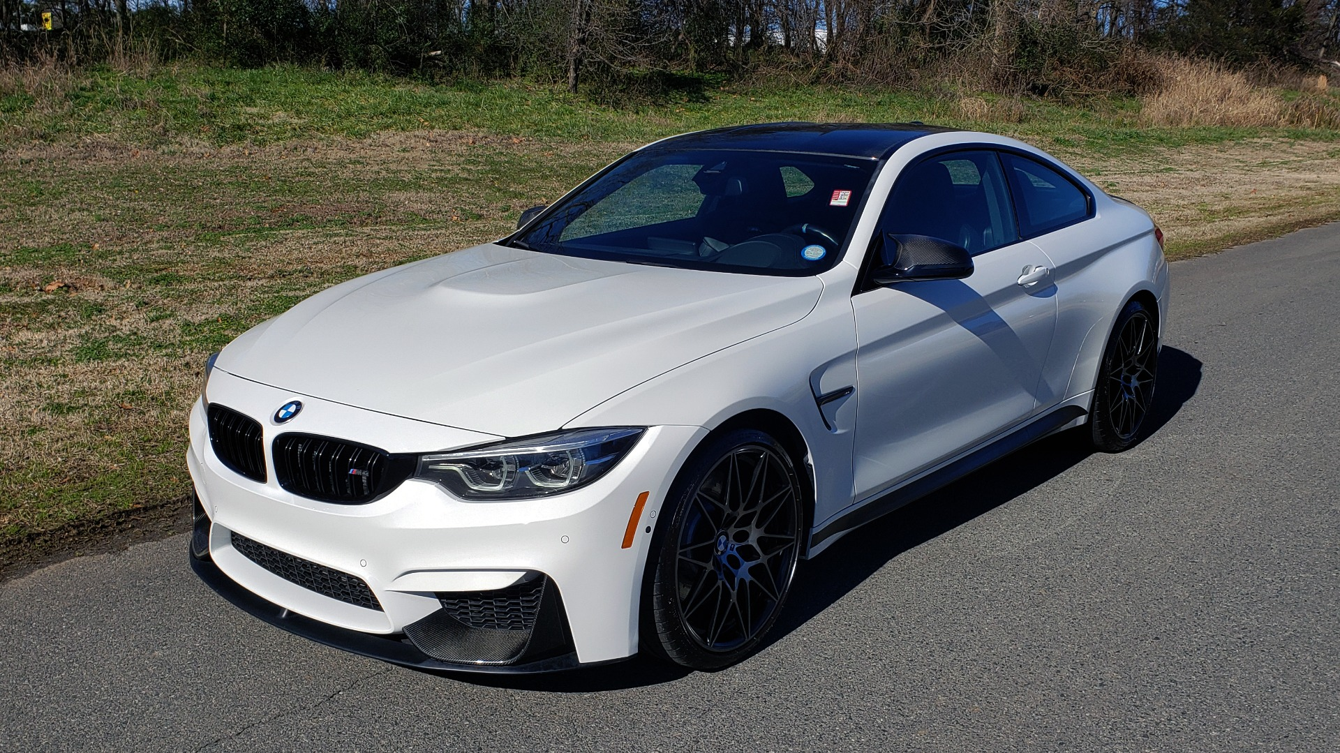 Used 2018 BMW M4 COMP PKG / EXEC / M-DRIVER / PARK CNTRL / ACTIVE BLIND SPOT for sale Sold at Formula Imports in Charlotte NC 28227 2
