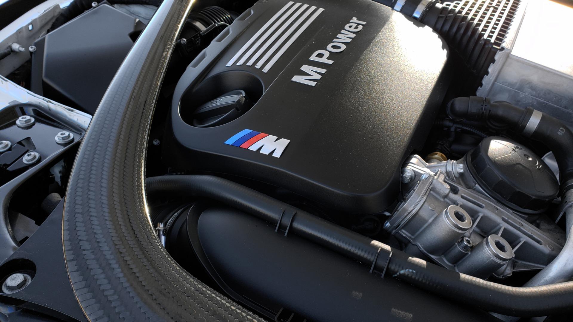 Used 2018 BMW M4 COMP PKG / EXEC / M-DRIVER / PARK CNTRL / ACTIVE BLIND SPOT for sale Sold at Formula Imports in Charlotte NC 28227 21