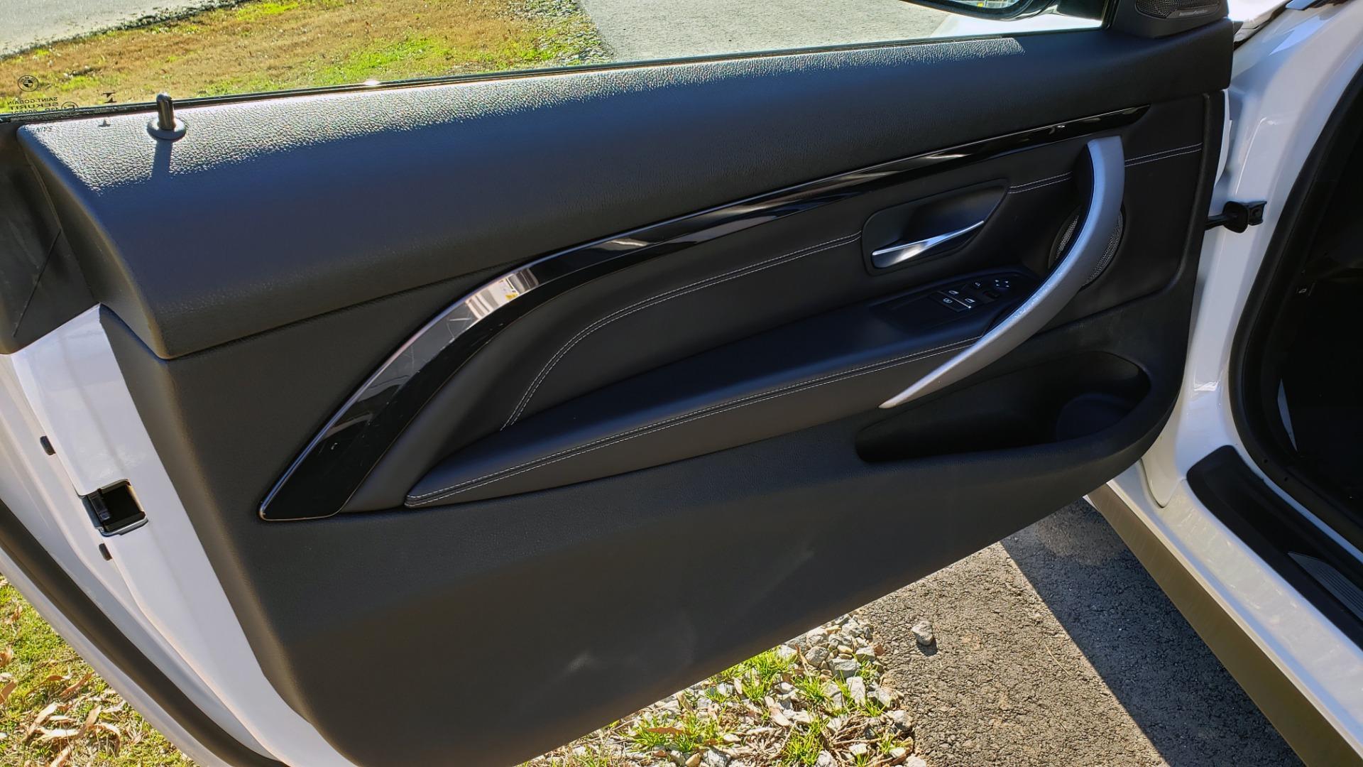 Used 2018 BMW M4 COMP PKG / EXEC / M-DRIVER / PARK CNTRL / ACTIVE BLIND SPOT for sale Sold at Formula Imports in Charlotte NC 28227 33