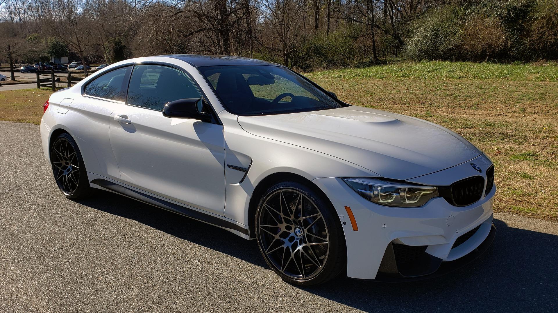 Used 2018 BMW M4 COMP PKG / EXEC / M-DRIVER / PARK CNTRL / ACTIVE BLIND SPOT for sale Sold at Formula Imports in Charlotte NC 28227 5