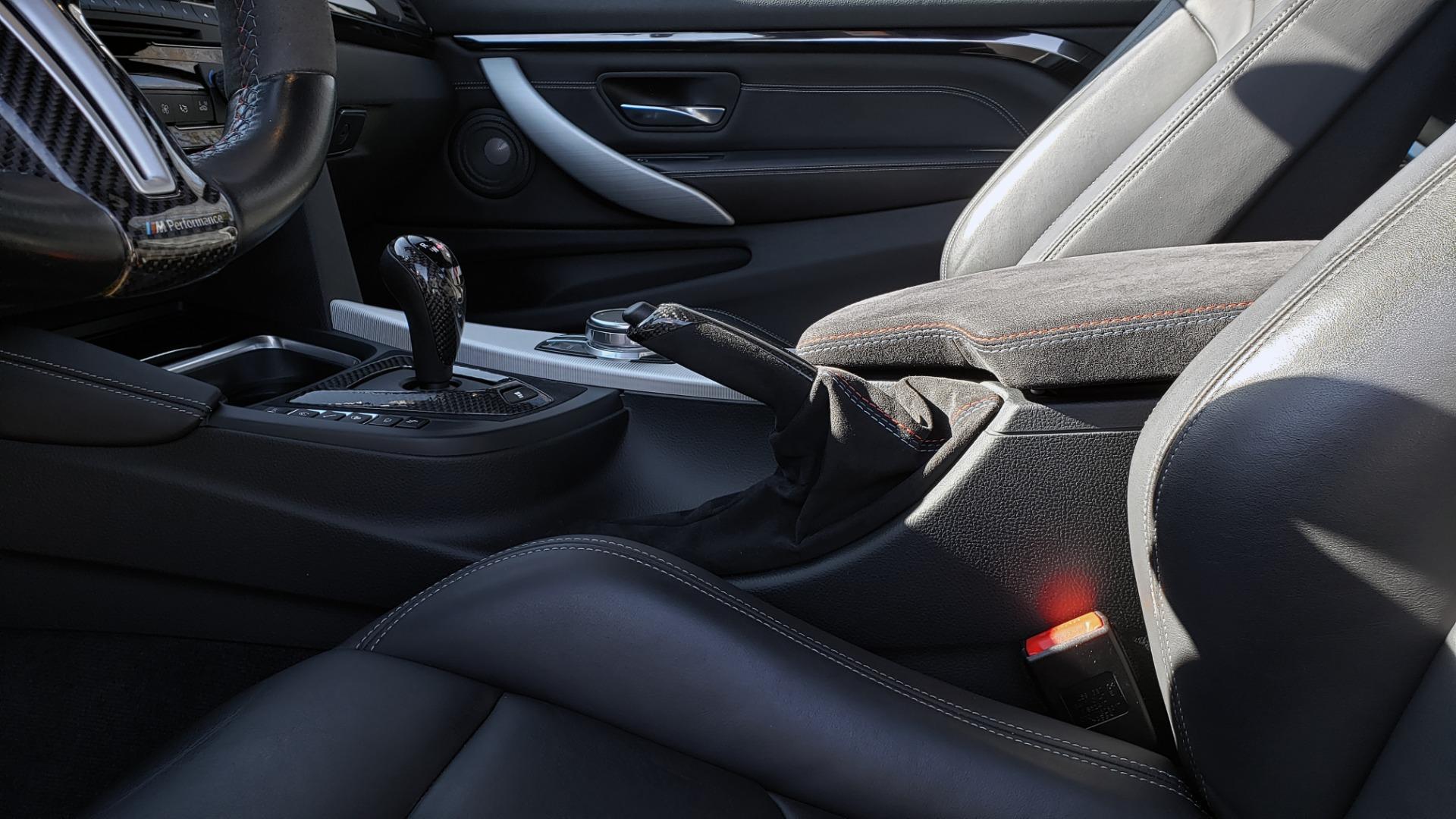 Used 2018 BMW M4 COMP PKG / EXEC / M-DRIVER / PARK CNTRL / ACTIVE BLIND SPOT for sale $45,449 at Formula Imports in Charlotte NC 28227 51