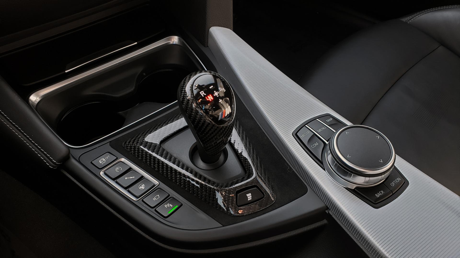 Used 2018 BMW M4 COMP PKG / EXEC / M-DRIVER / PARK CNTRL / ACTIVE BLIND SPOT for sale $45,449 at Formula Imports in Charlotte NC 28227 52