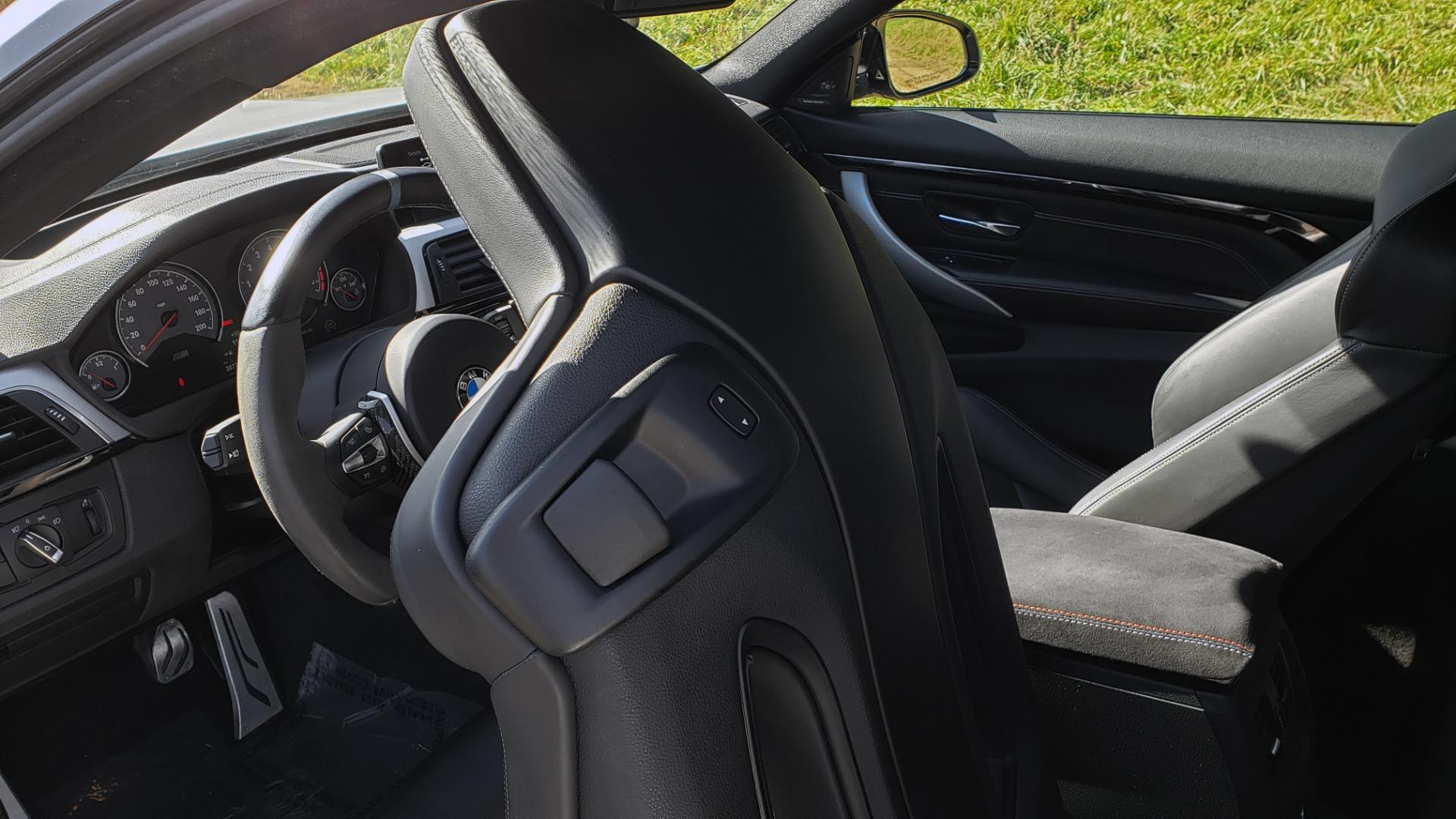 Used 2018 BMW M4 COMP PKG / EXEC / M-DRIVER / PARK CNTRL / ACTIVE BLIND SPOT for sale Sold at Formula Imports in Charlotte NC 28227 60