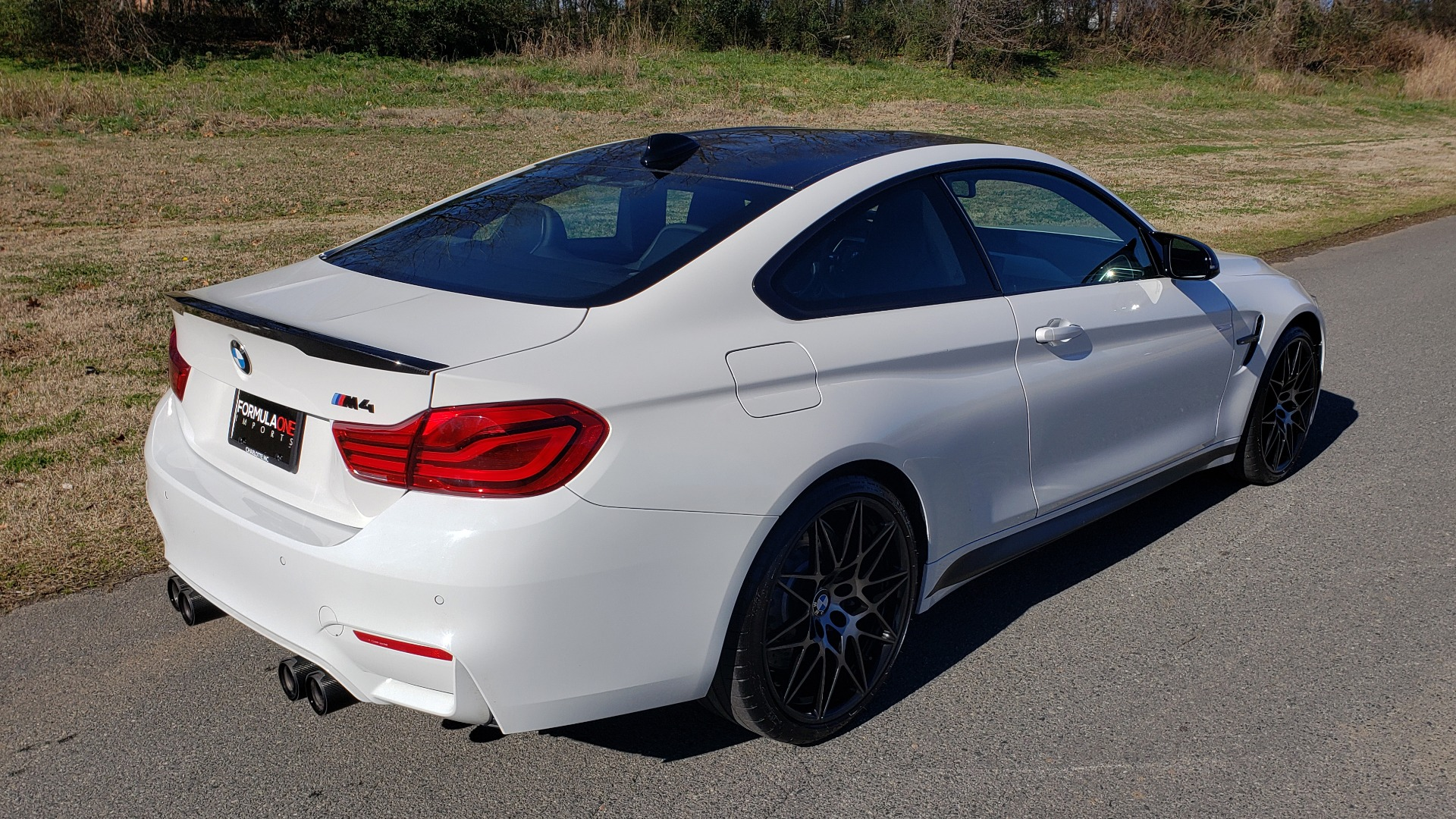 Used 2018 BMW M4 COMP PKG / EXEC / M-DRIVER / PARK CNTRL / ACTIVE BLIND SPOT for sale Sold at Formula Imports in Charlotte NC 28227 7