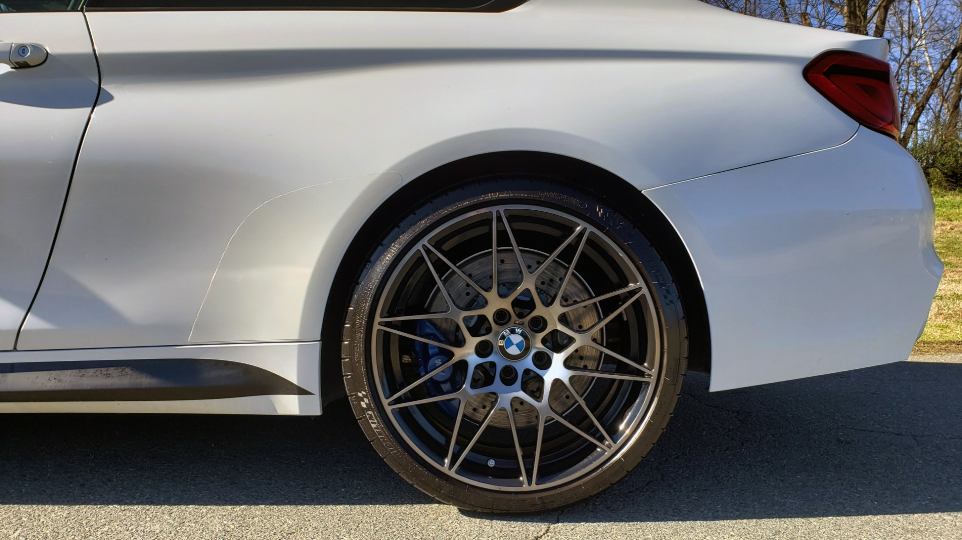 Used 2018 BMW M4 COMP PKG / EXEC / M-DRIVER / PARK CNTRL / ACTIVE BLIND SPOT for sale $45,449 at Formula Imports in Charlotte NC 28227 75
