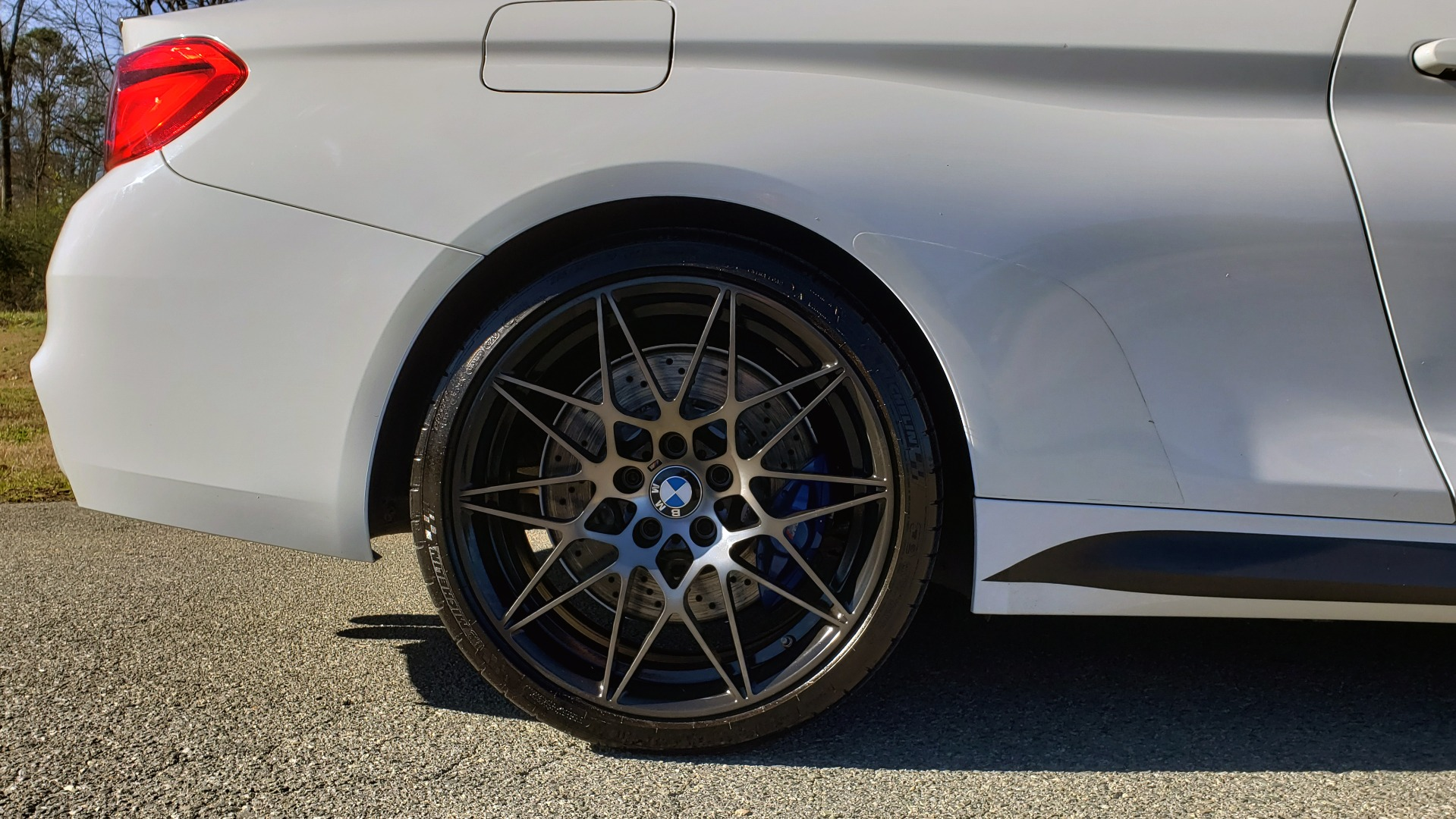 Used 2018 BMW M4 COMP PKG / EXEC / M-DRIVER / PARK CNTRL / ACTIVE BLIND SPOT for sale $45,449 at Formula Imports in Charlotte NC 28227 76