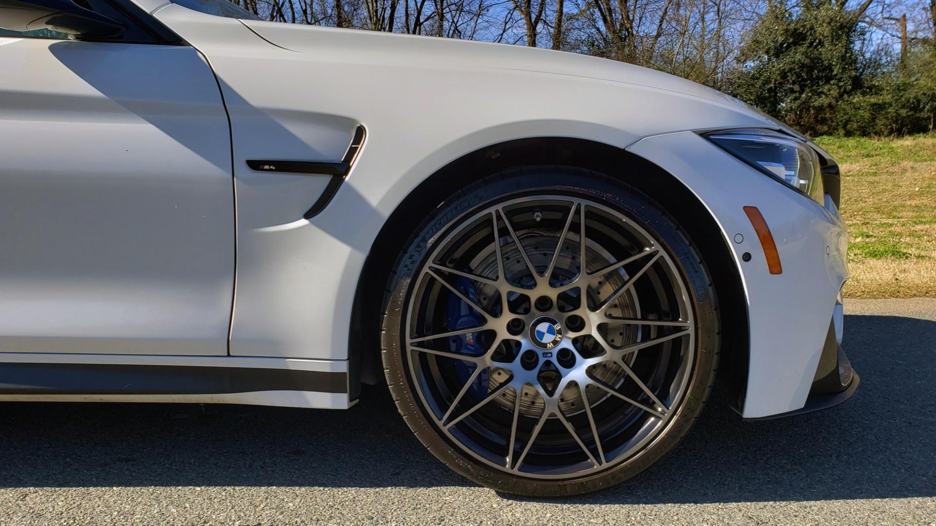 Used 2018 BMW M4 COMP PKG / EXEC / M-DRIVER / PARK CNTRL / ACTIVE BLIND SPOT for sale $45,449 at Formula Imports in Charlotte NC 28227 77